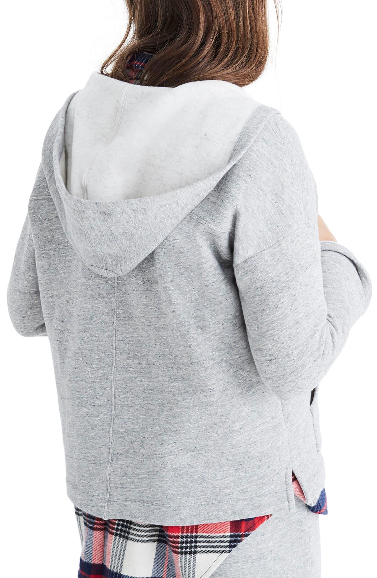 Alternate Image 2  - Madewell Hooded Cardigan