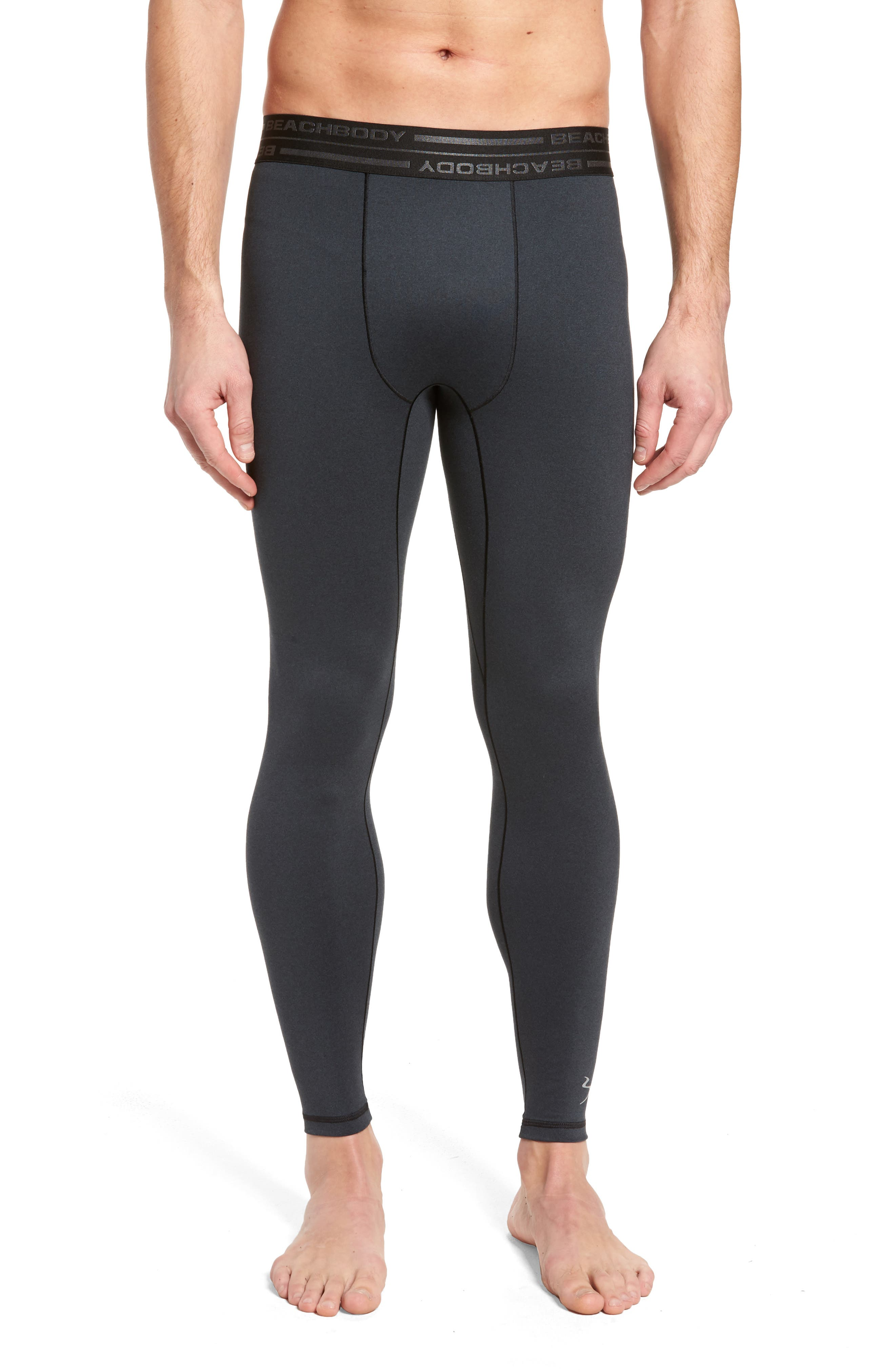 Energy Tights,                         Main,                         color, Black Heather