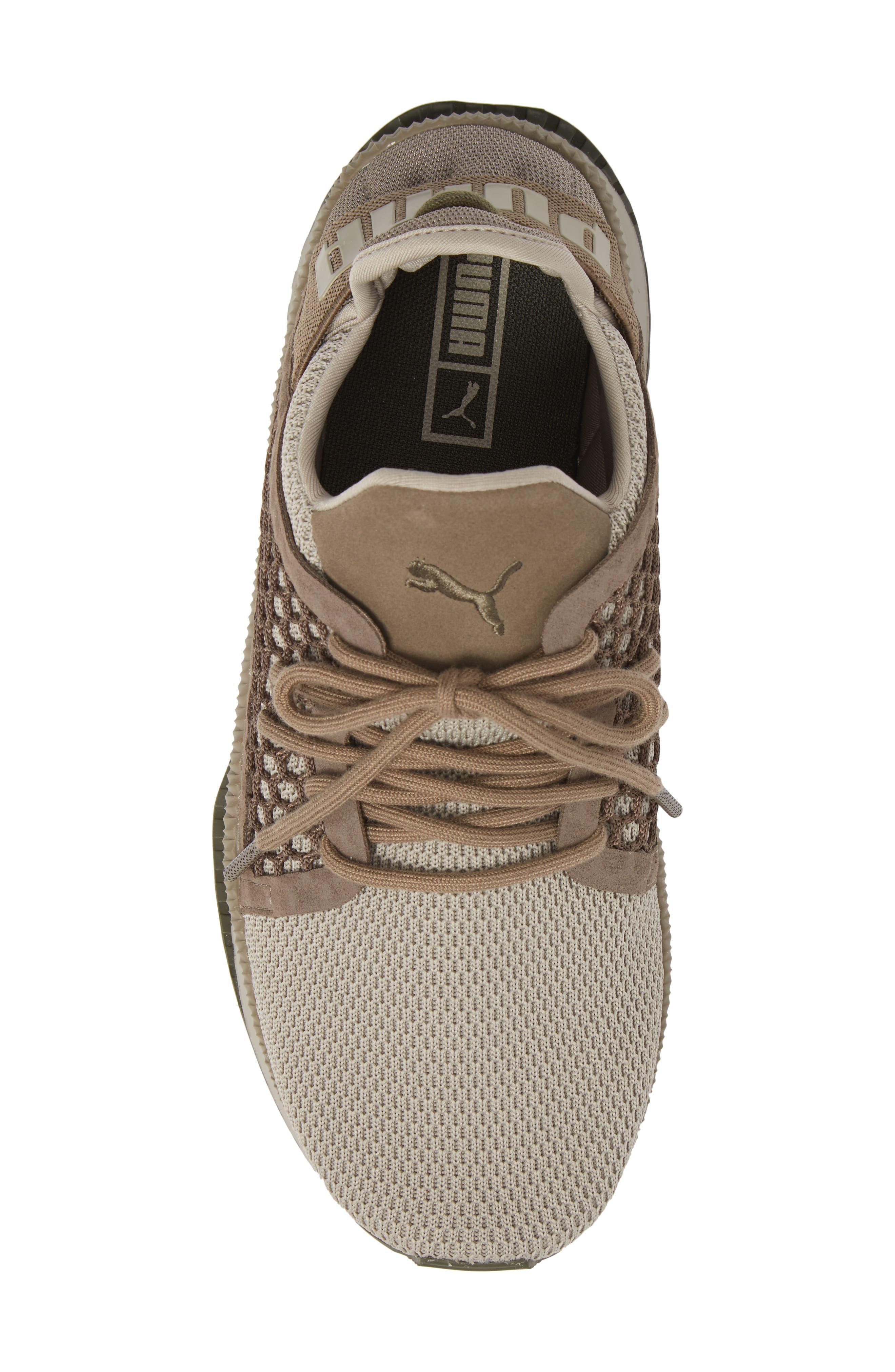 Tsugi NETFIT Training Shoe,                             Alternate thumbnail 5, color,                             Rock Ridge/Falcon/Olive Night