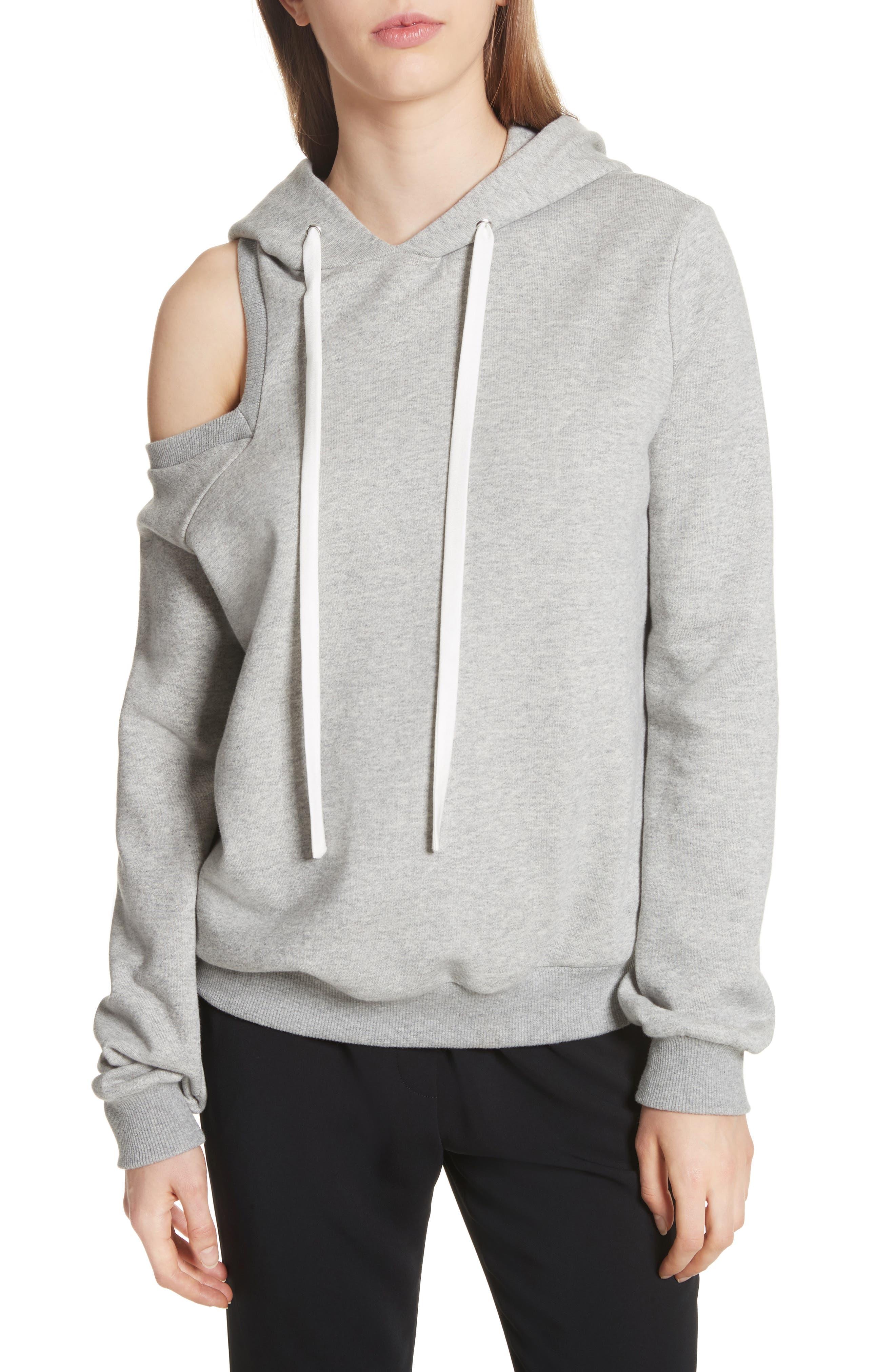 A.L.C. Dresden Cutout Sweatshirt