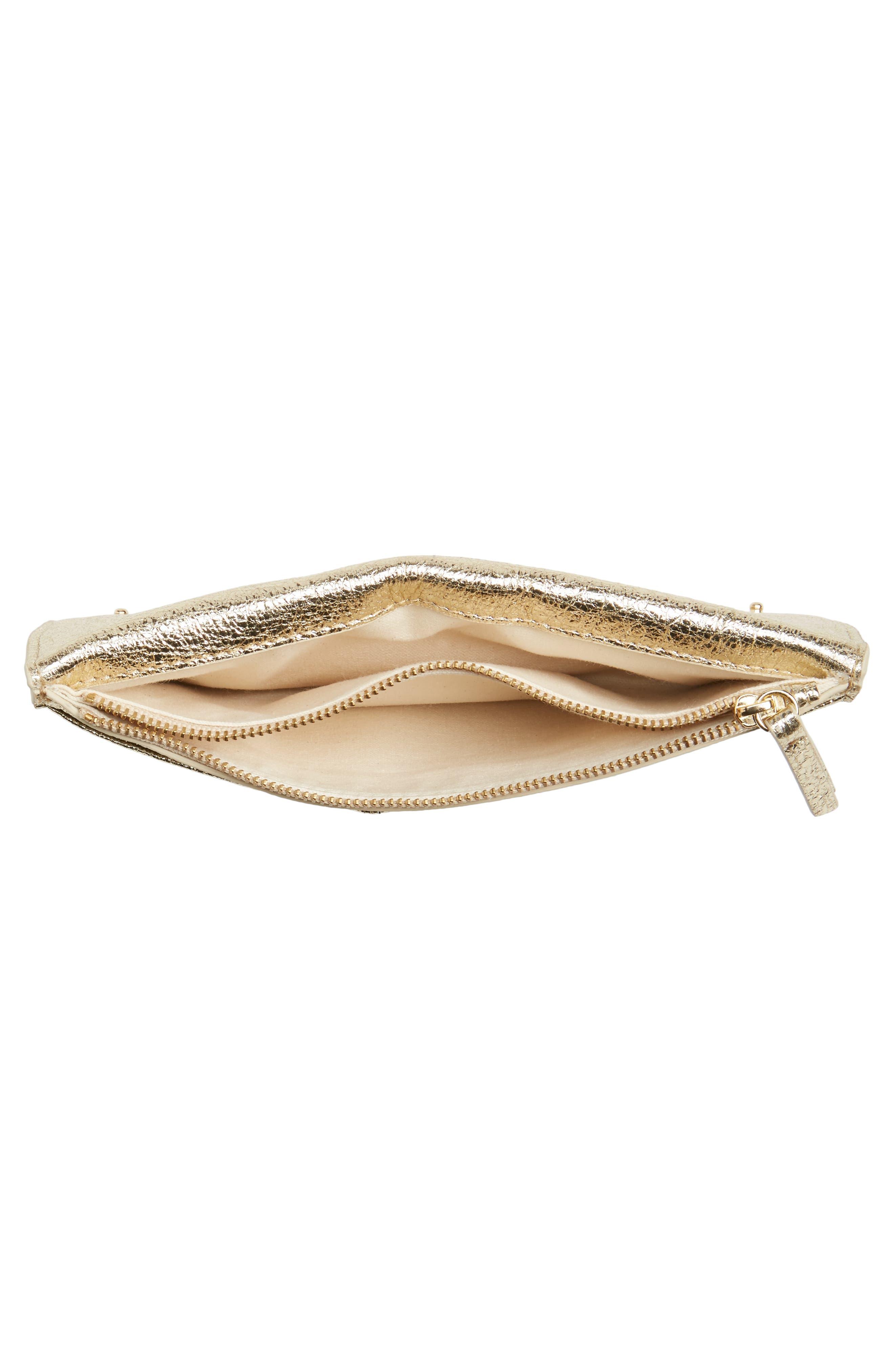 Alternate Image 2  - Loeffler Randall Everything Leather Wallet