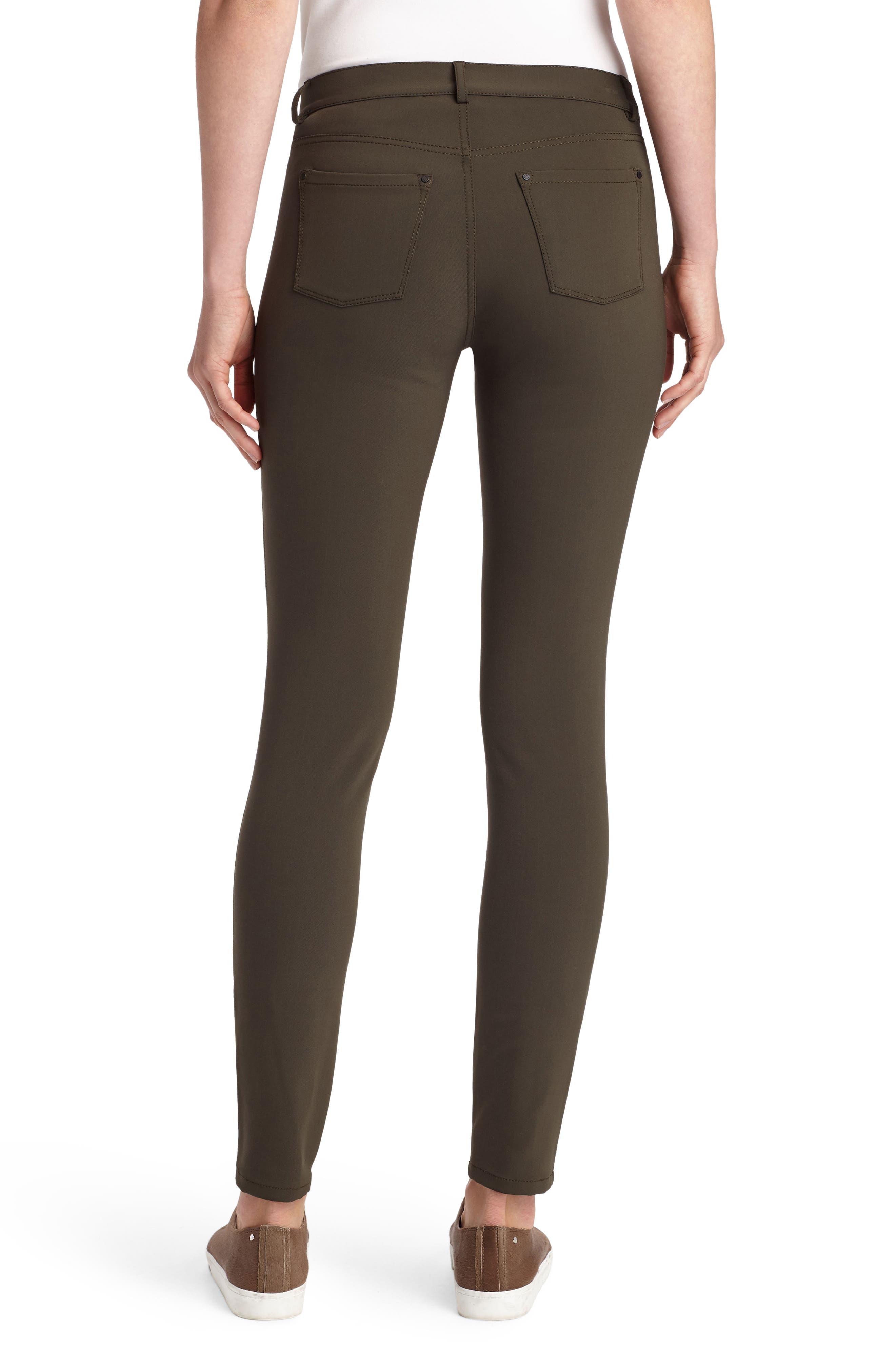 Alternate Image 2  - Lafayette 148 New York Mercer Acclaimed Stretch Skinny Pants