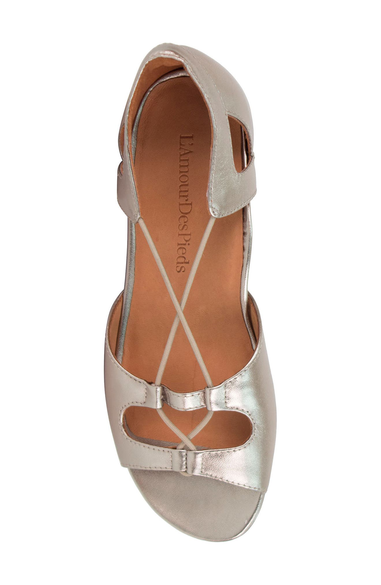 Alternate Image 5  - L'Amour des Pieds 'Darron' Sandal (Women)