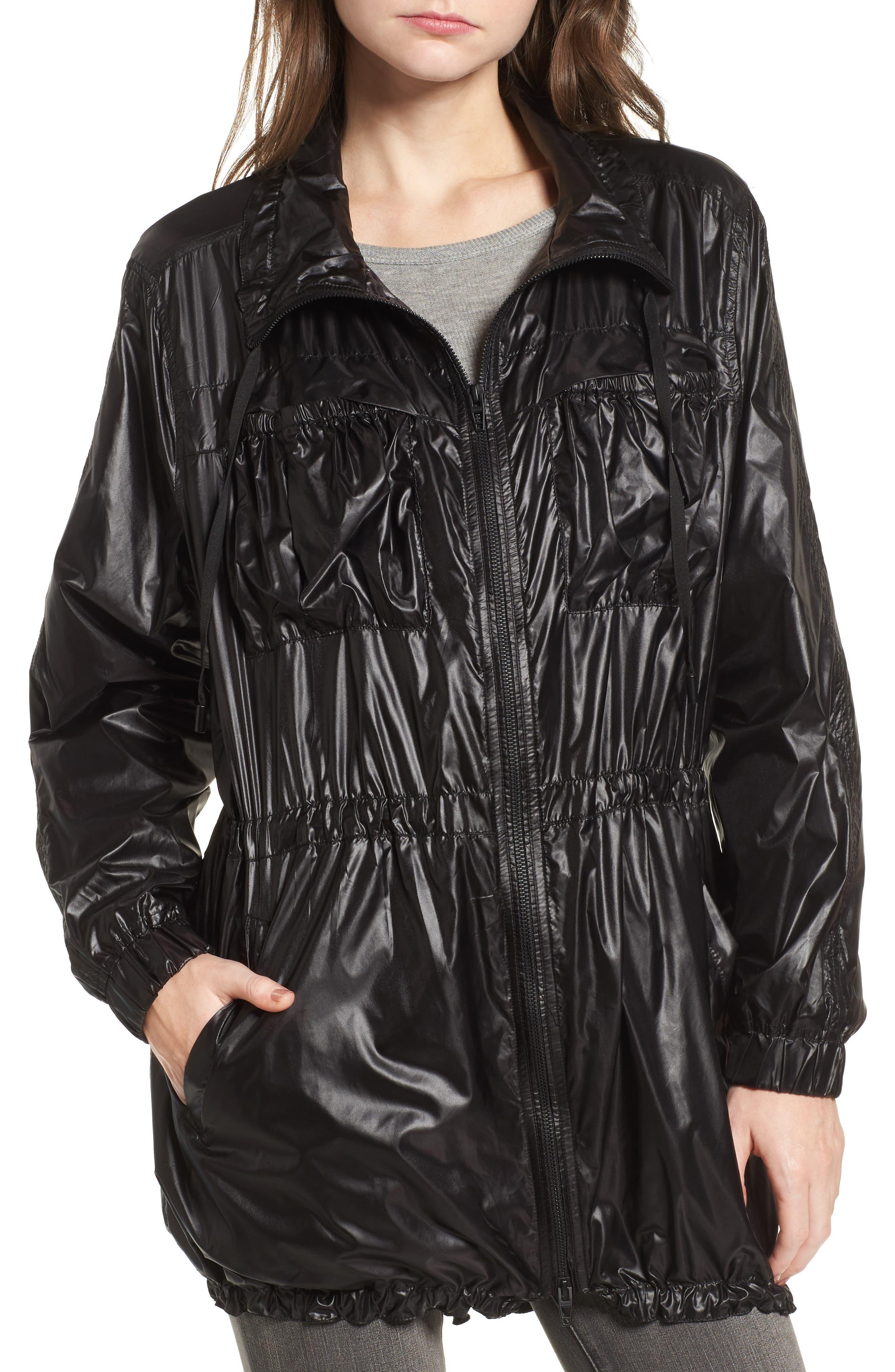 Alternate Image 2  - BLANKNYC Lightweight Long Jacket