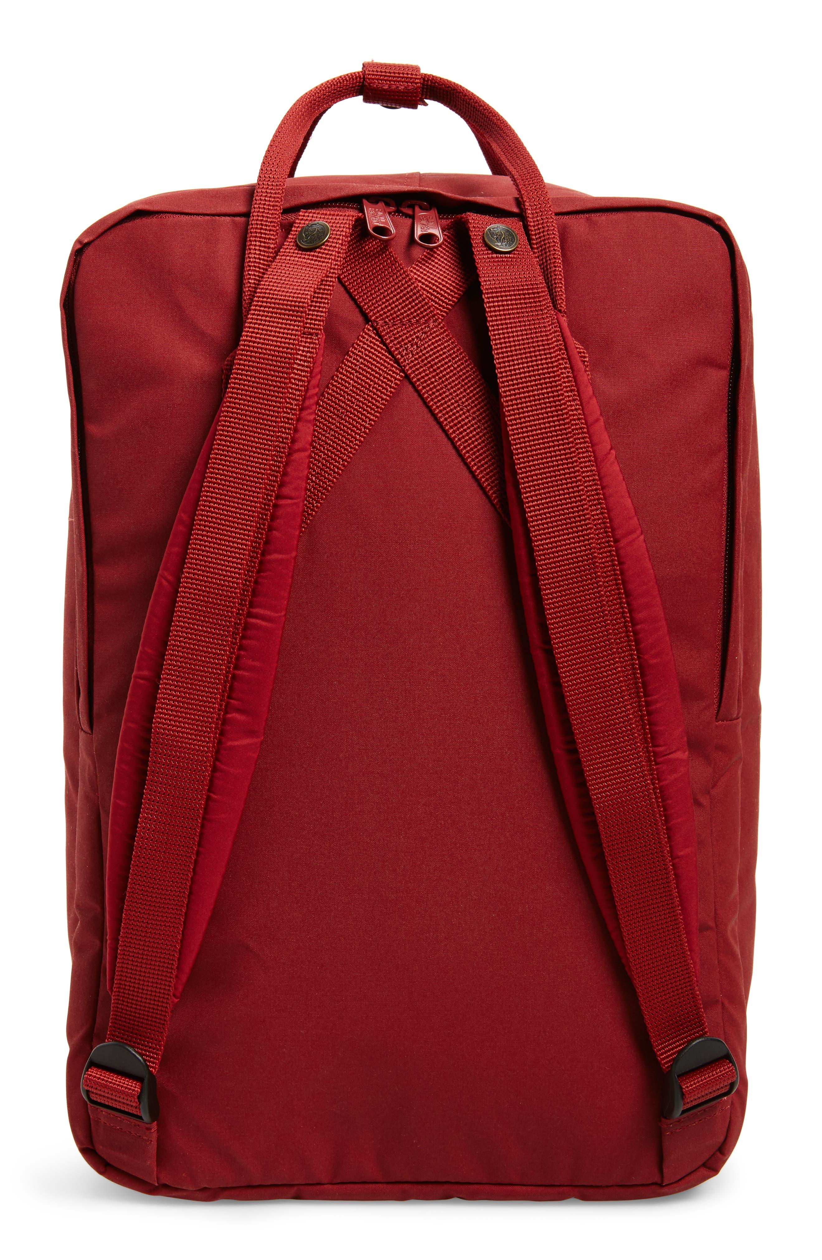 Alternate Image 3  - Fjällräven 'Kånken' Laptop Backpack (17 Inch)