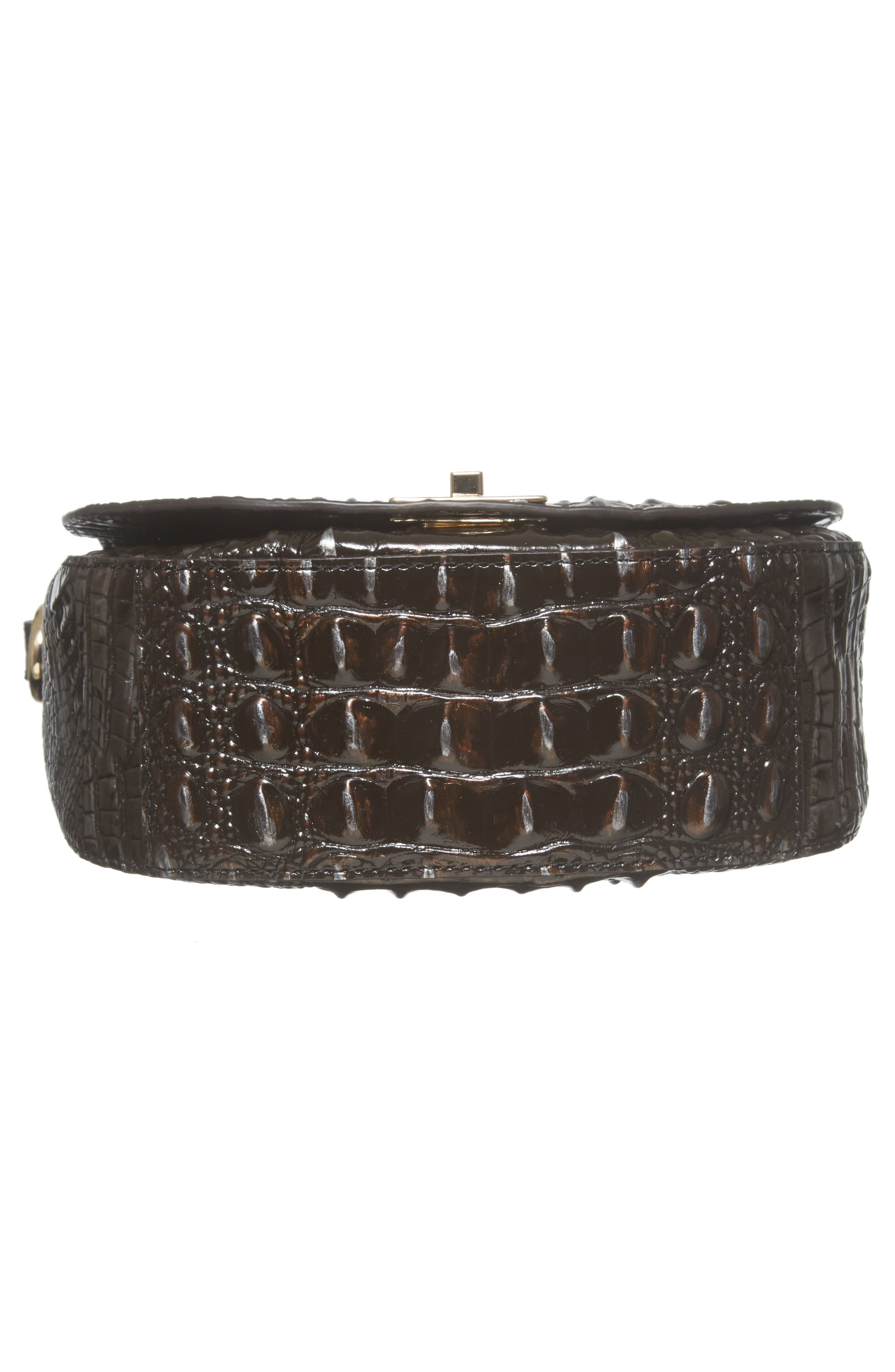 Alternate Image 6  - Brahmin Mini Sonny Leather Crossbody Bag