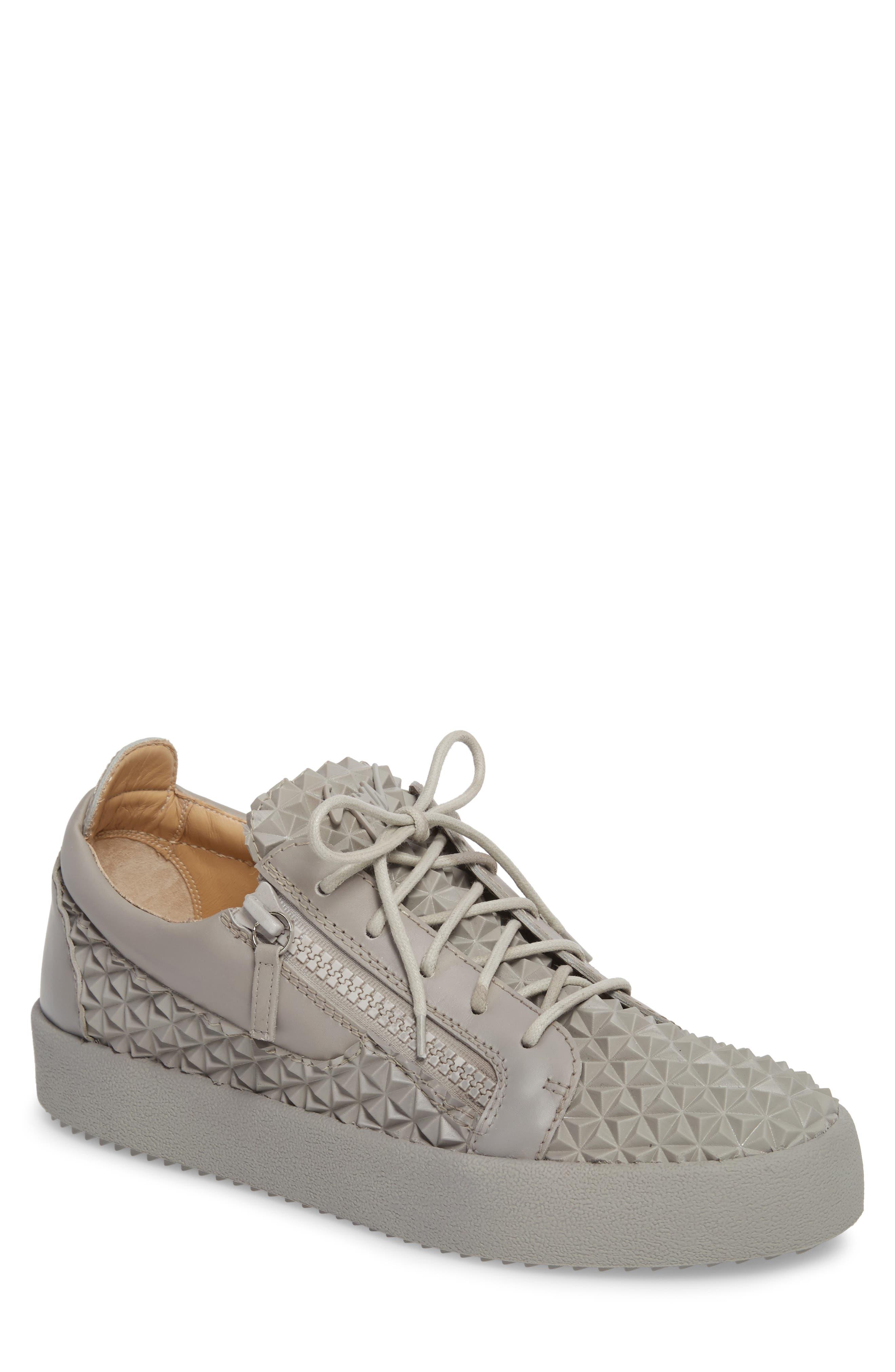 Low Top Sneaker,                             Main thumbnail 1, color,                             Grey