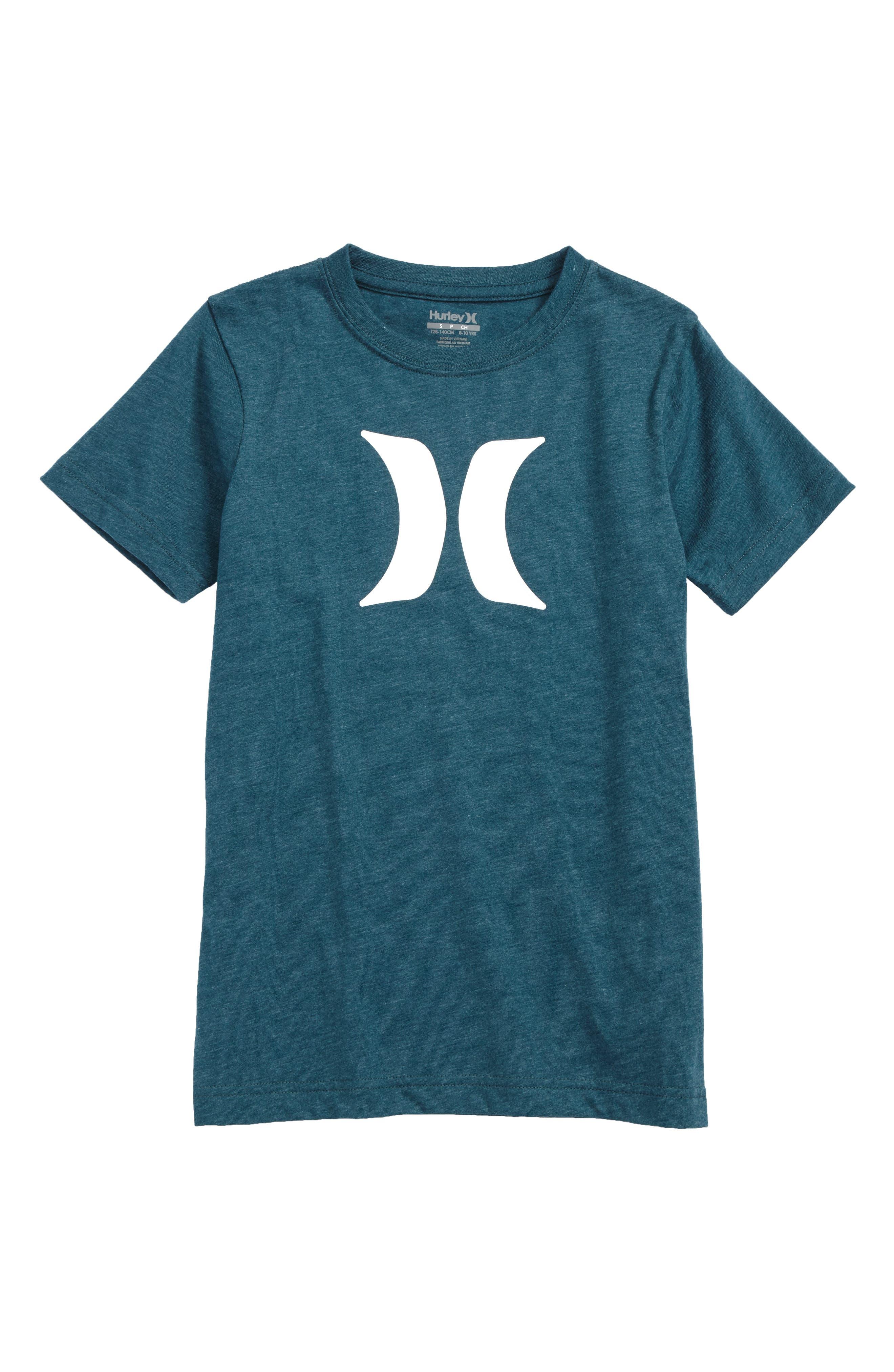 Hurley Icon Hi-D T-Shirt (Big Boys)