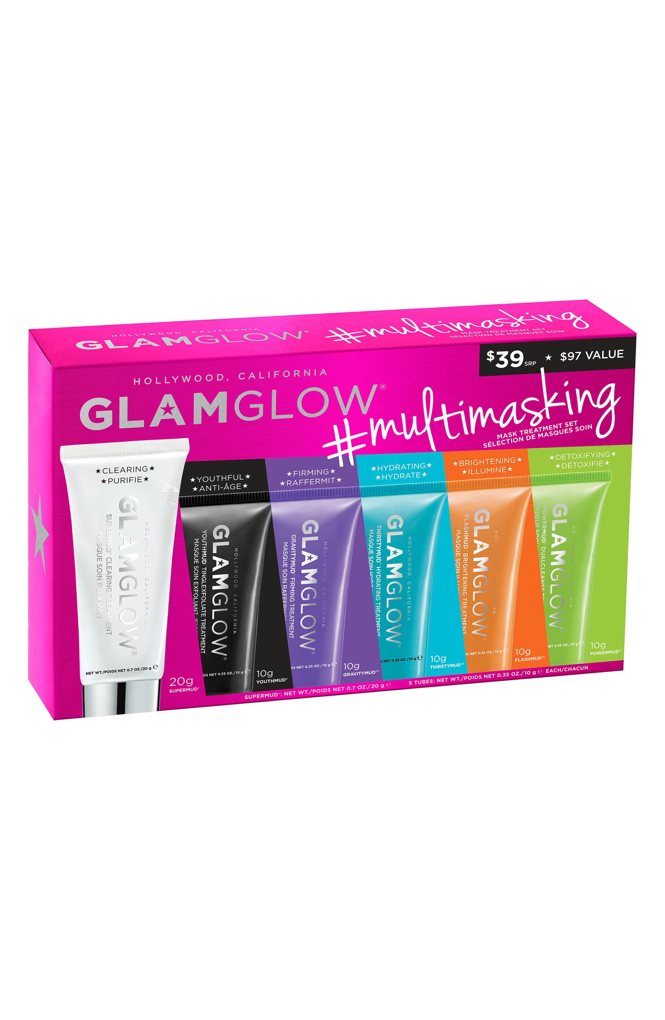 Multimasking Mask Treatment Set,                             Alternate thumbnail 6, color,                             No Color