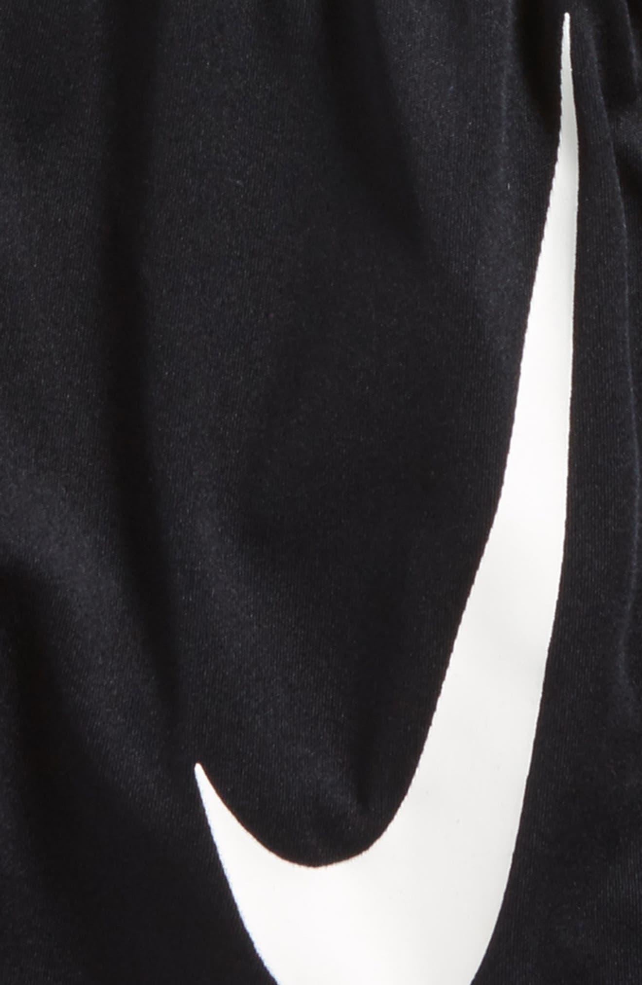 Alternate Image 2  - Nike AOP Dry Shorts (Baby Boys)