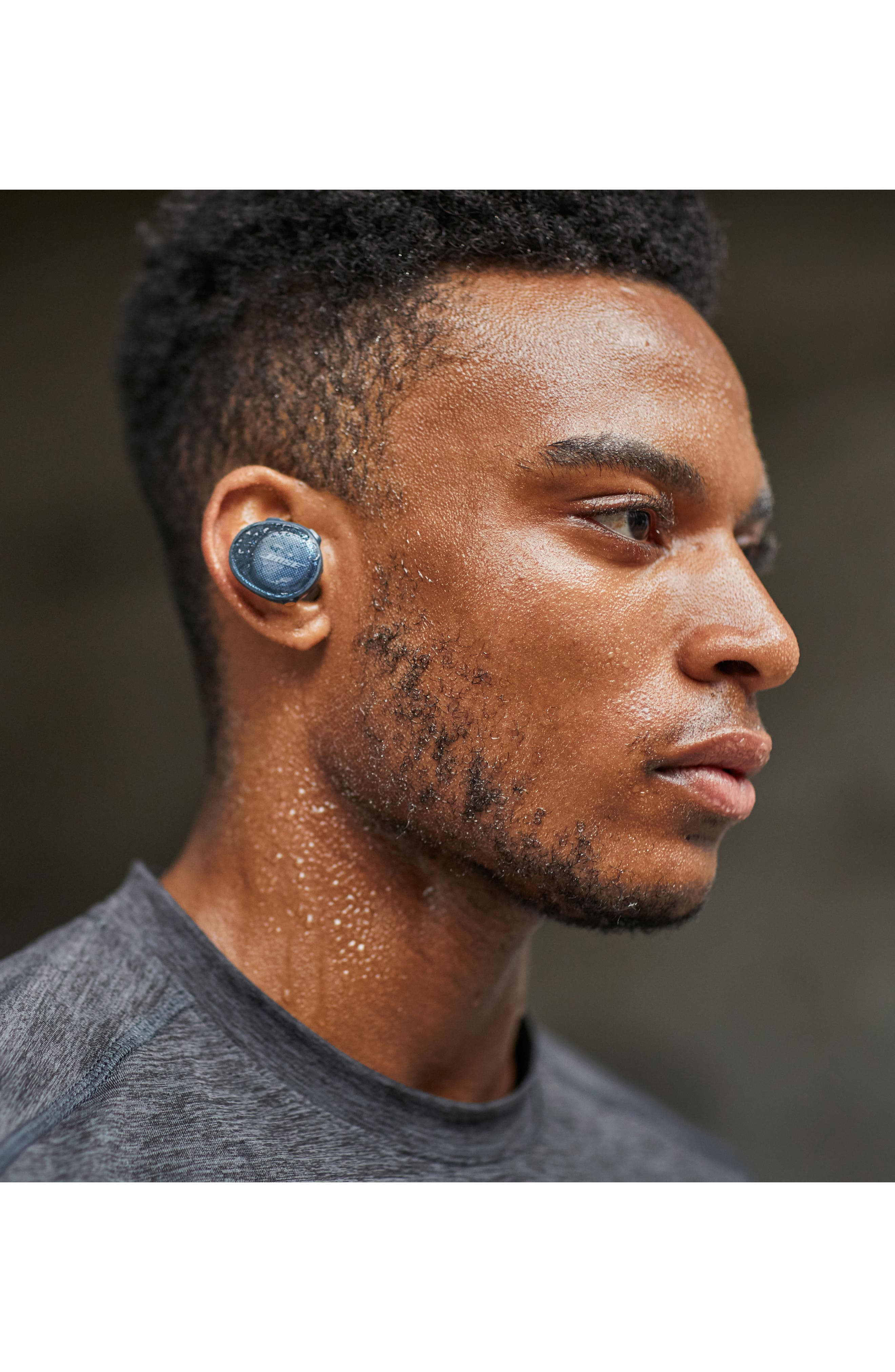 SoundSport<sup>®</sup> Free Wireless Headphones,                             Alternate thumbnail 15, color,                             Black