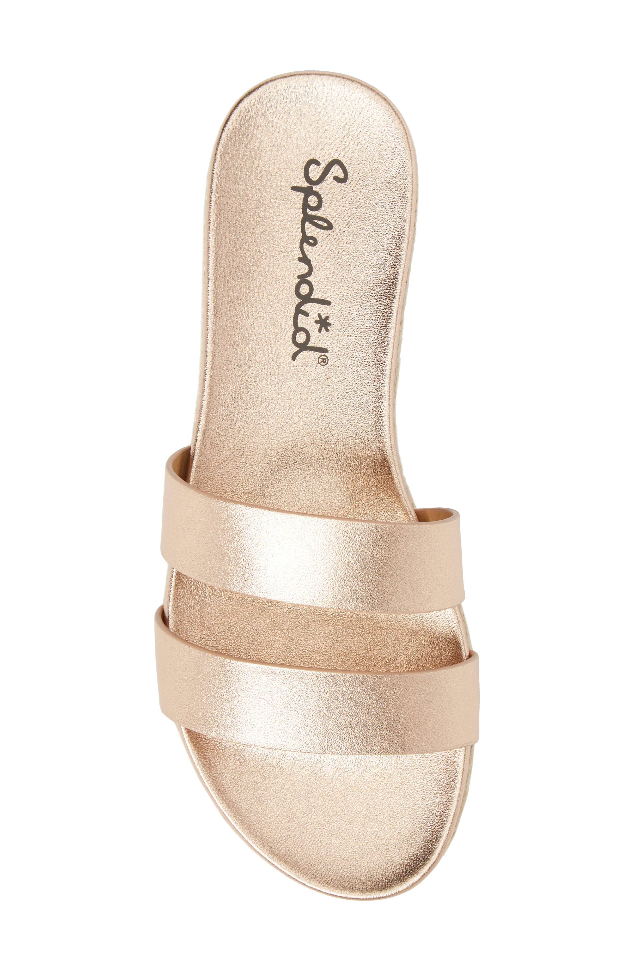 Alternate Image 5  - Splendid Brittani Slide Sandal (Women)