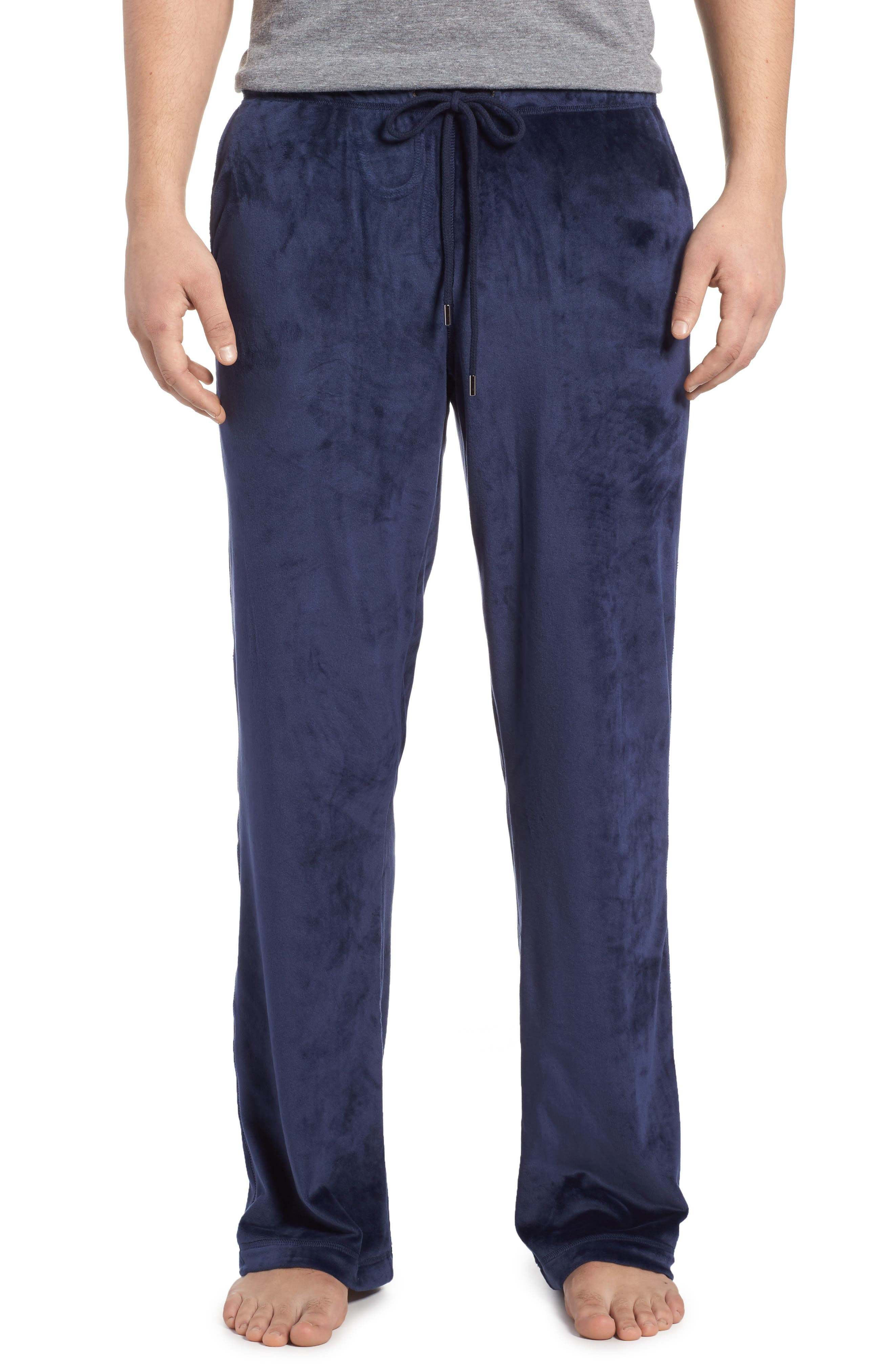 Daniel Buchler Stretch Velvet Lounge Pants