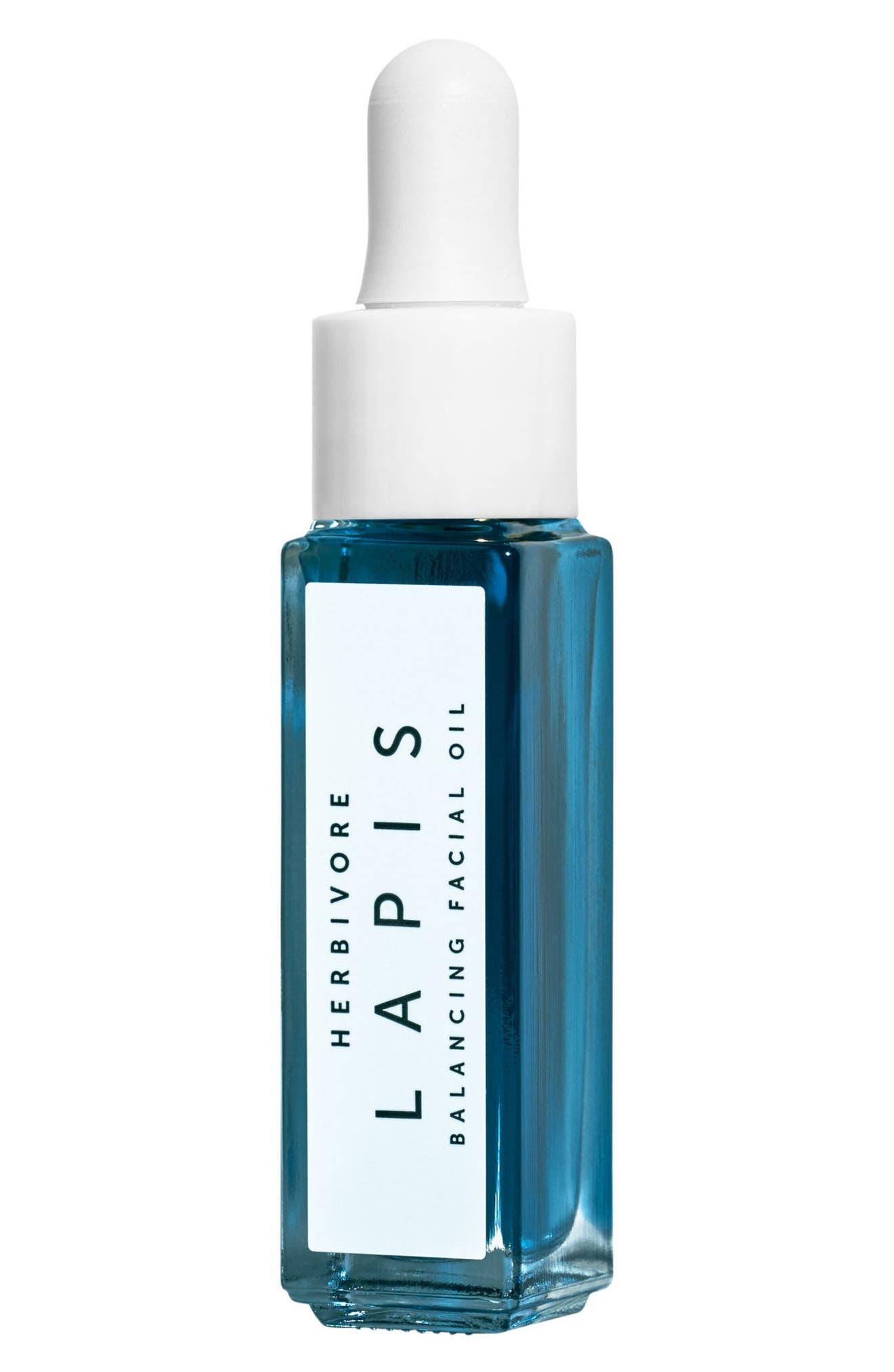 Main Image - Herbivore Botanicals 'Lapis' Facial Oil Roller