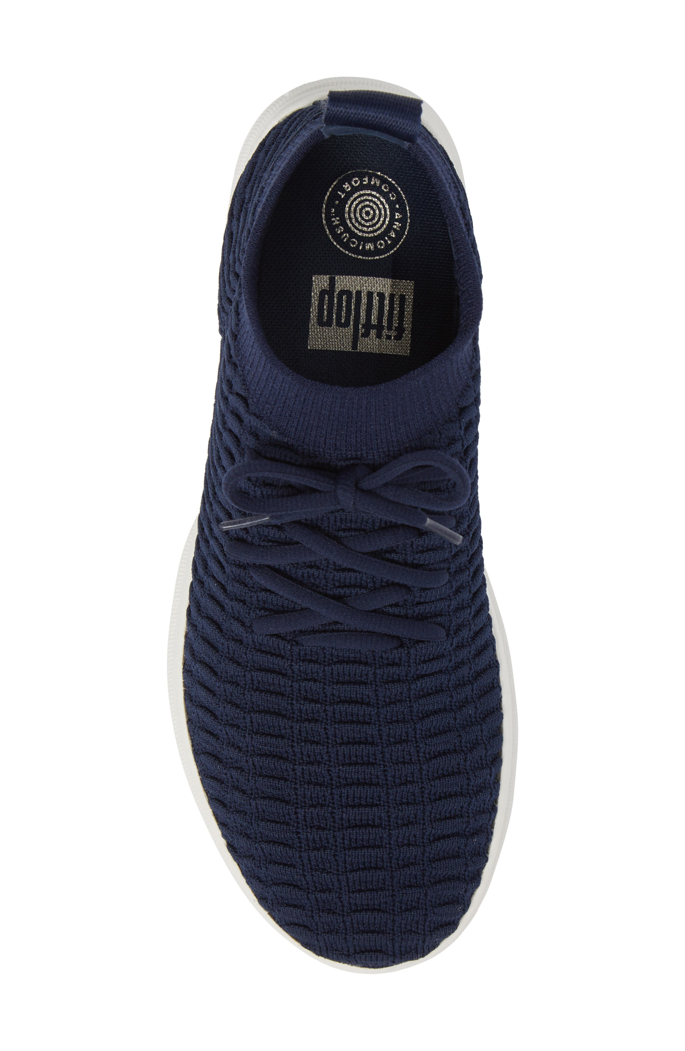 Uberknit<sup>™</sup> Slip-On High Top Sneaker,                             Alternate thumbnail 4, color,                             Midnight Navy