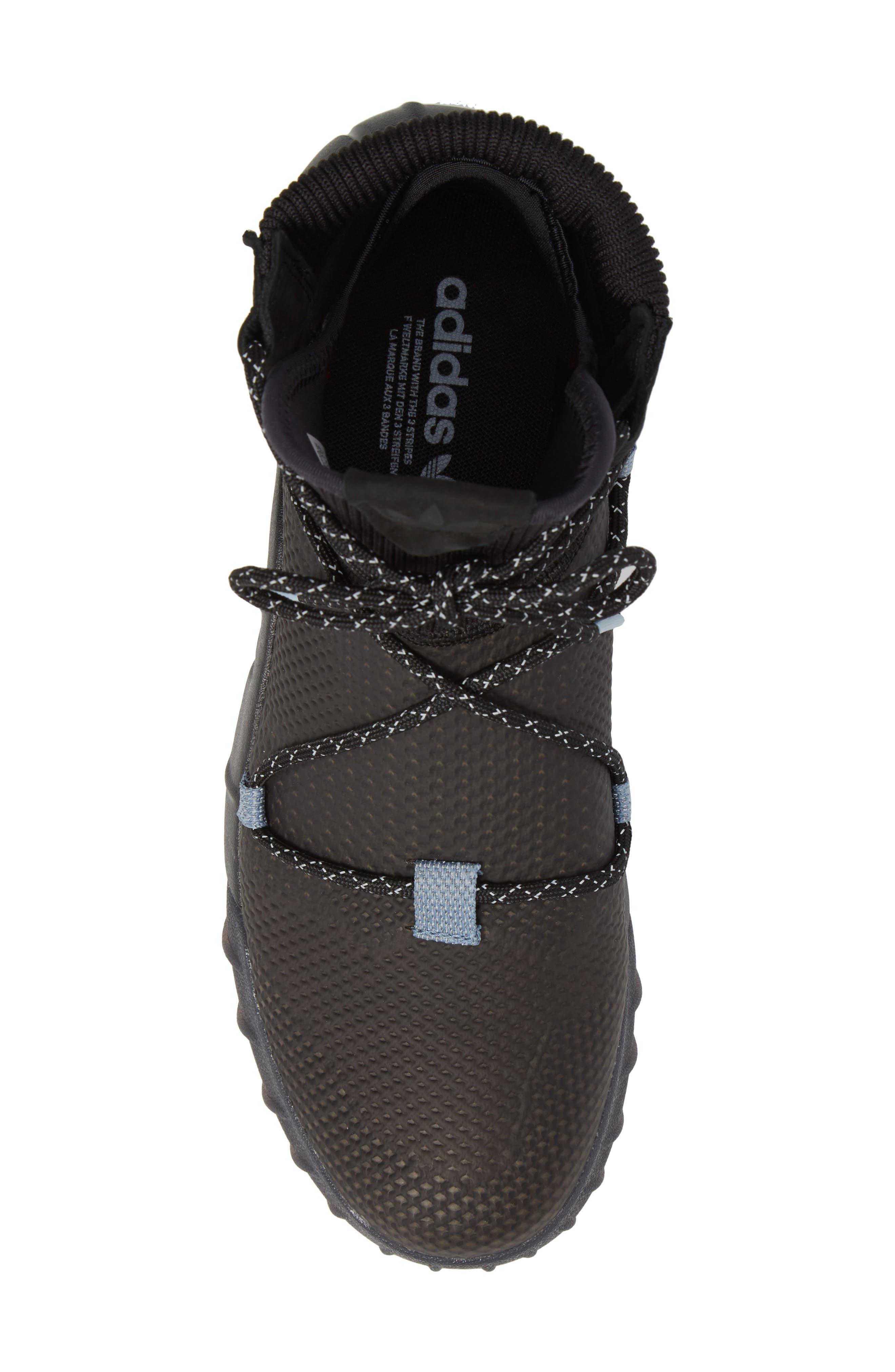 Tubular X 2.0 PK Sneaker,                             Alternate thumbnail 5, color,                             Core Black