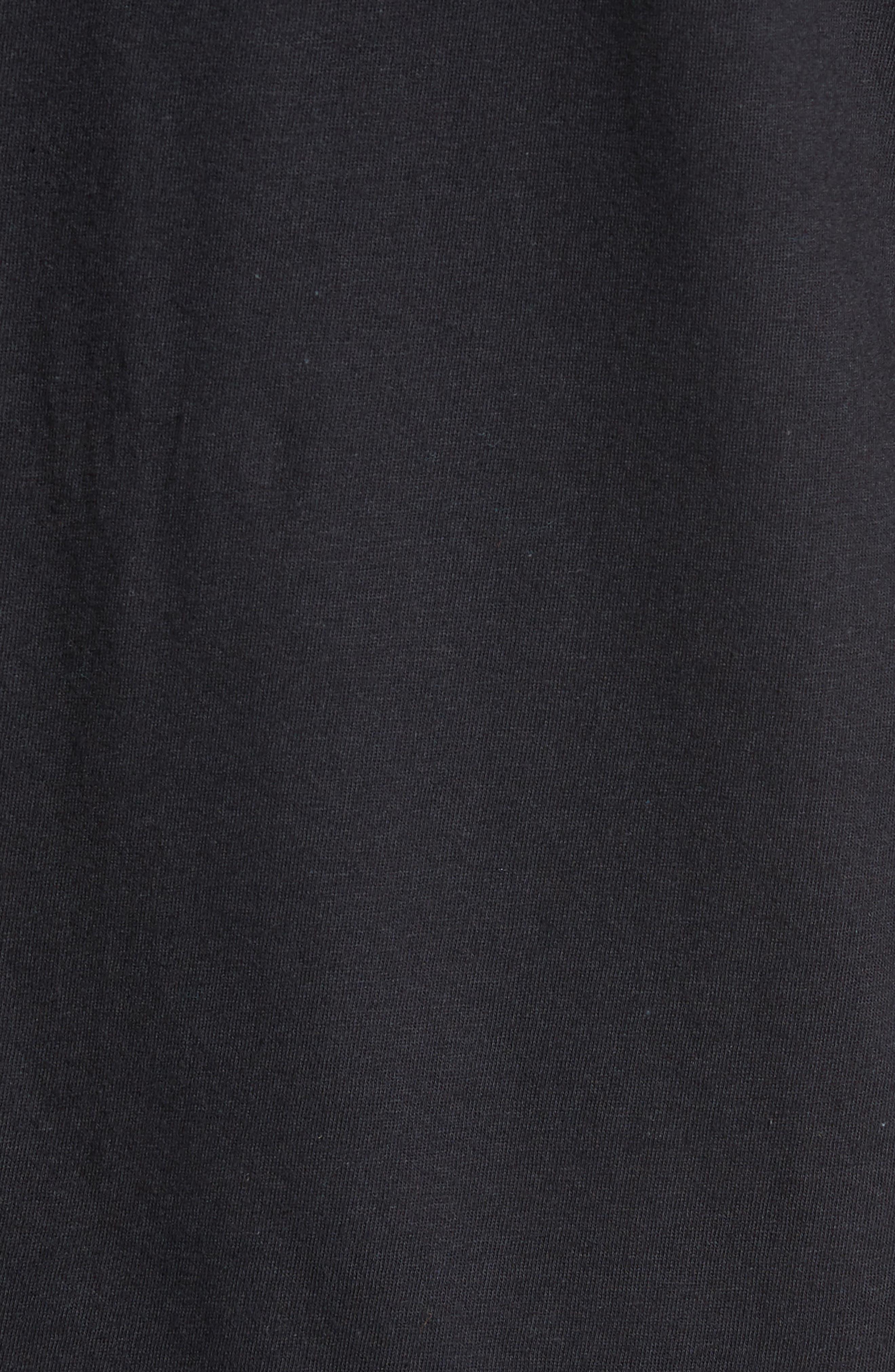 Bone Thugs-n-Harmony T-Shirt,                             Alternate thumbnail 5, color,                             Black Tee Bone Thugs