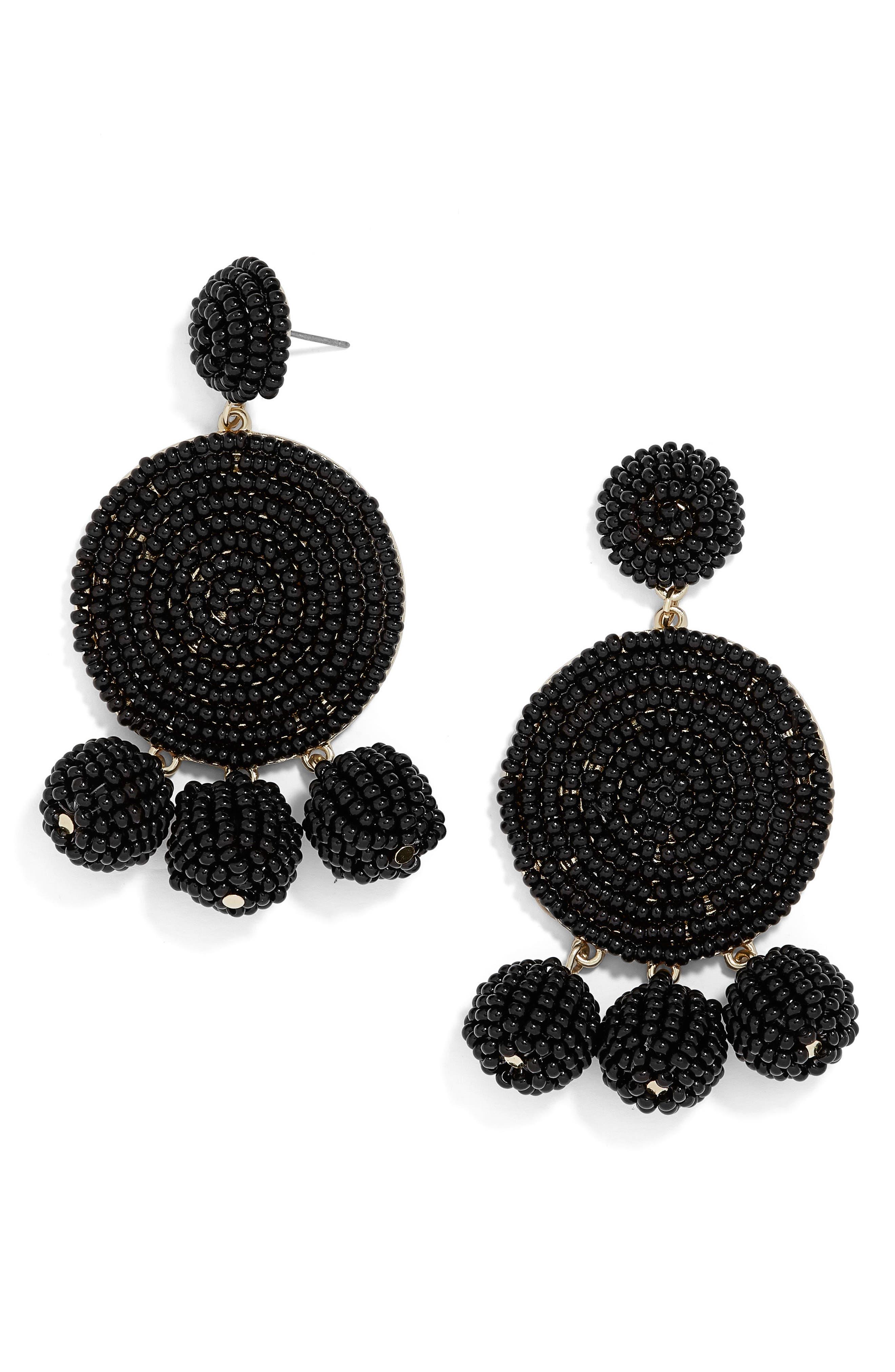Baublebar Maraca Beaded Drop Earrings