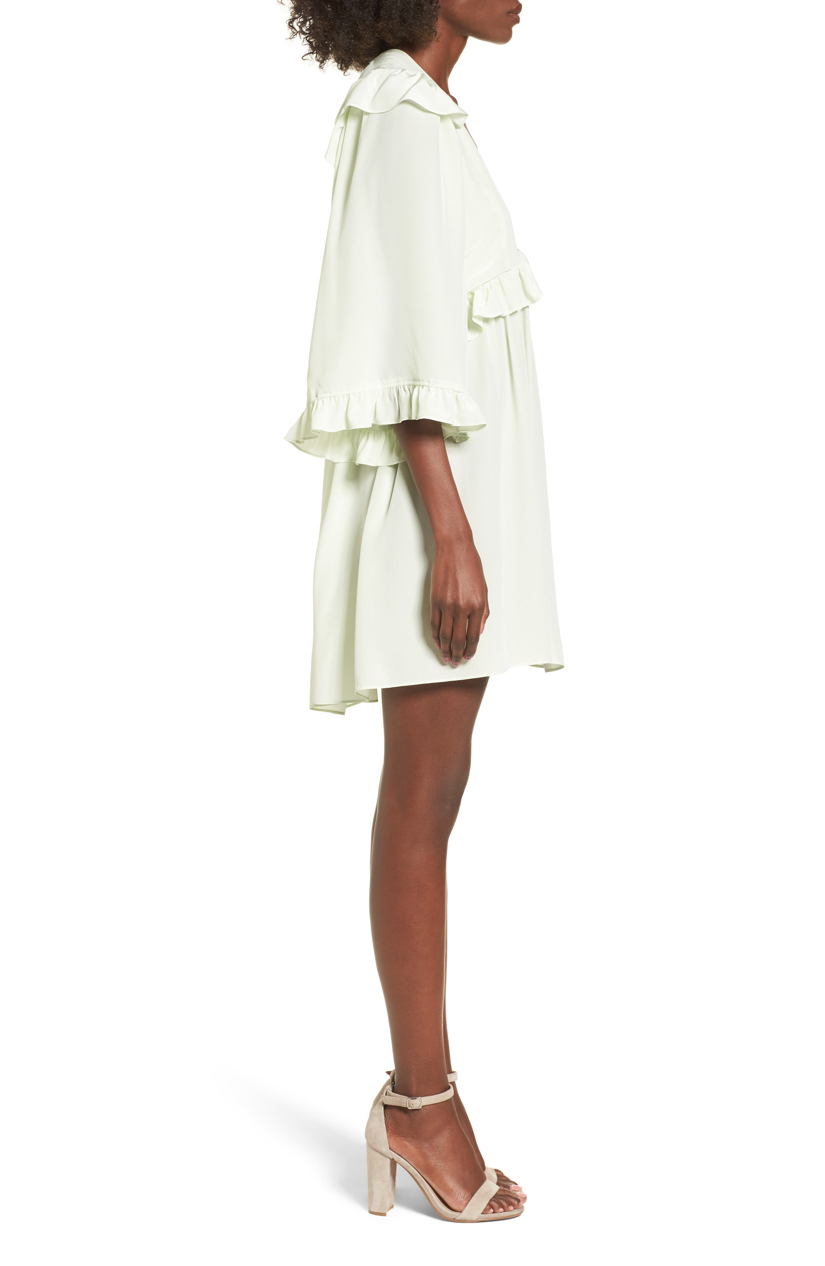 Alternate Image 3  - Stone Cold Fox Angeles Babydoll Dress