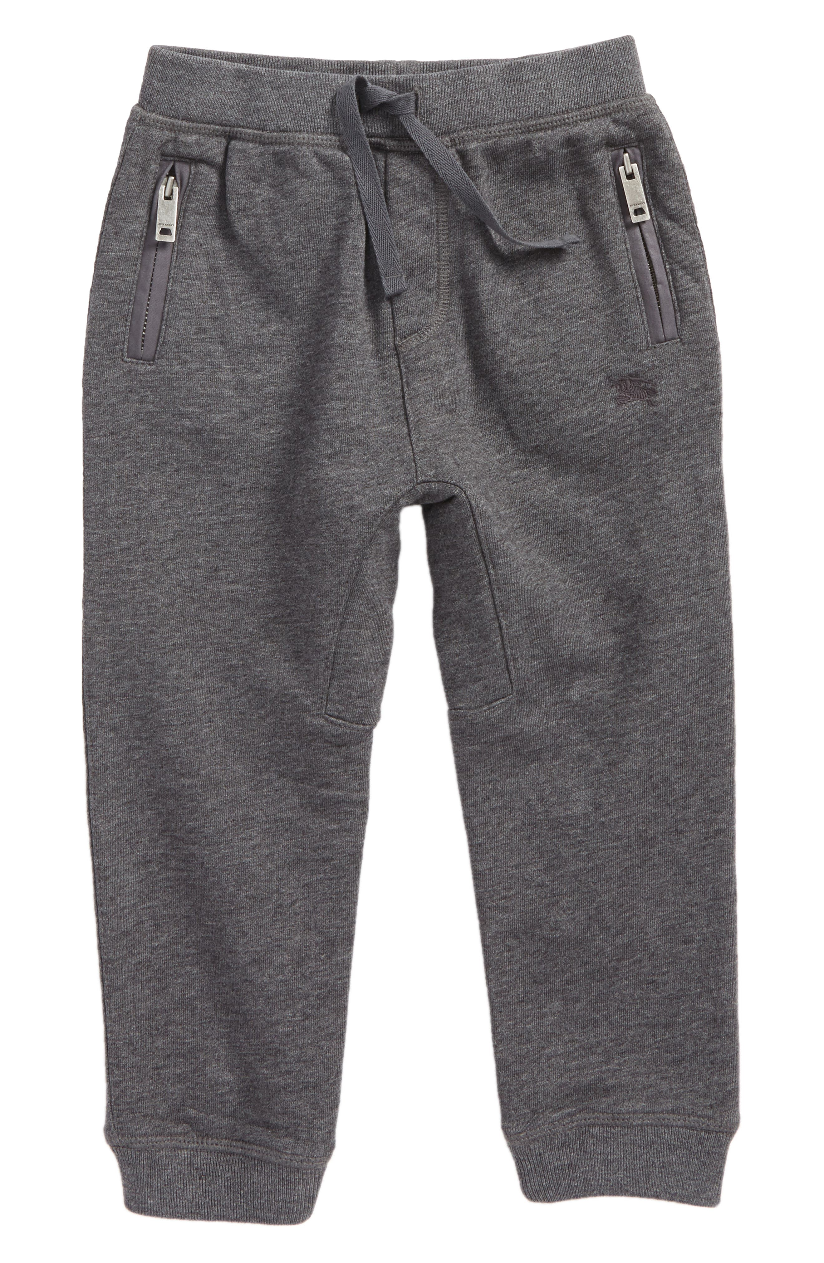 Mini Phill Jogger Sweatpants,                         Main,                         color, Charcoal Melange