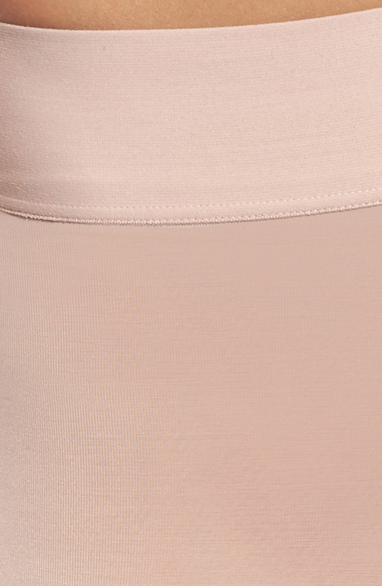 Alternate Image 4  - Wolford Sheer Touch Control Shorts