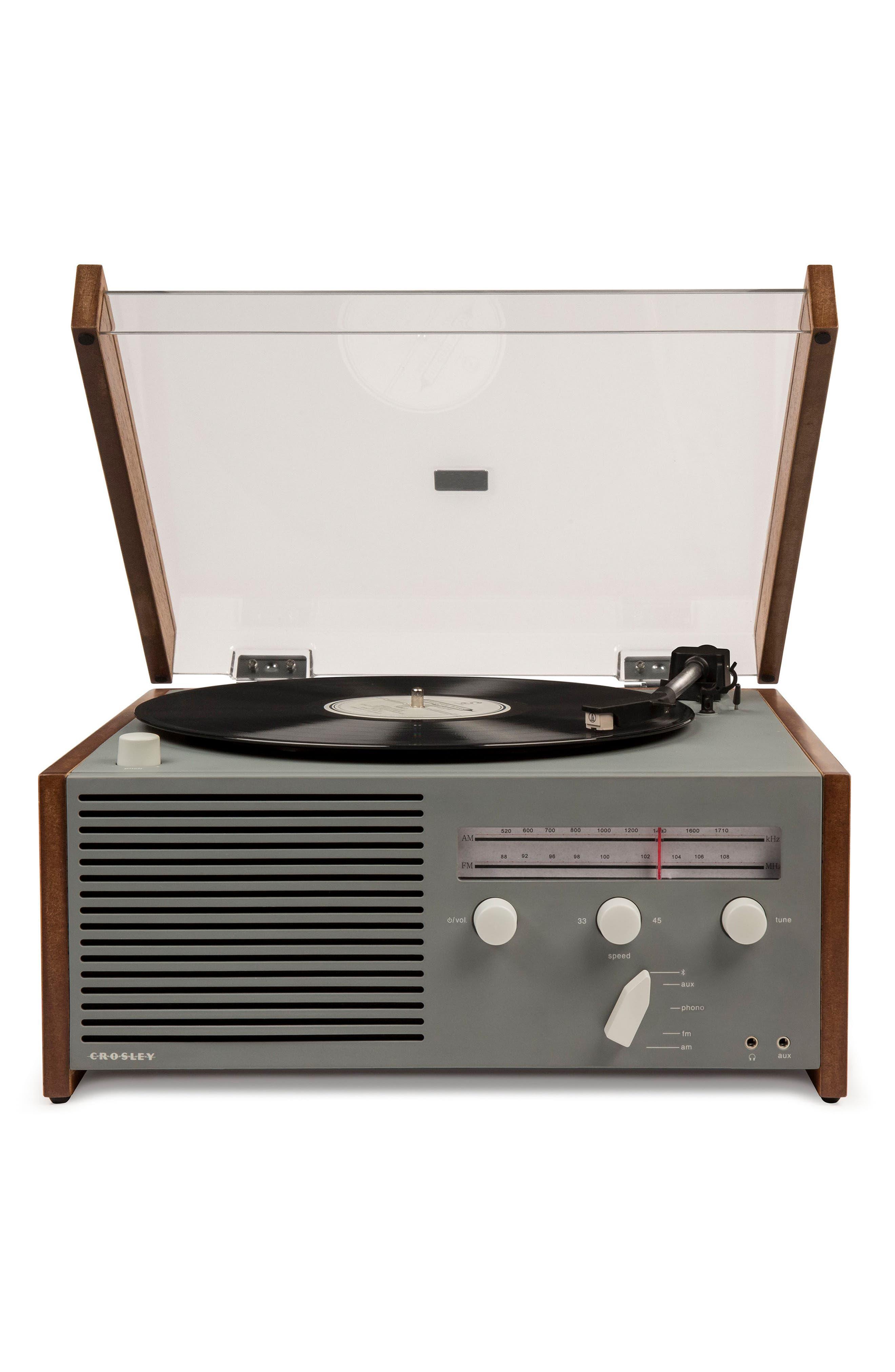 Crosley Radio Otto 4-in-1 Turntable