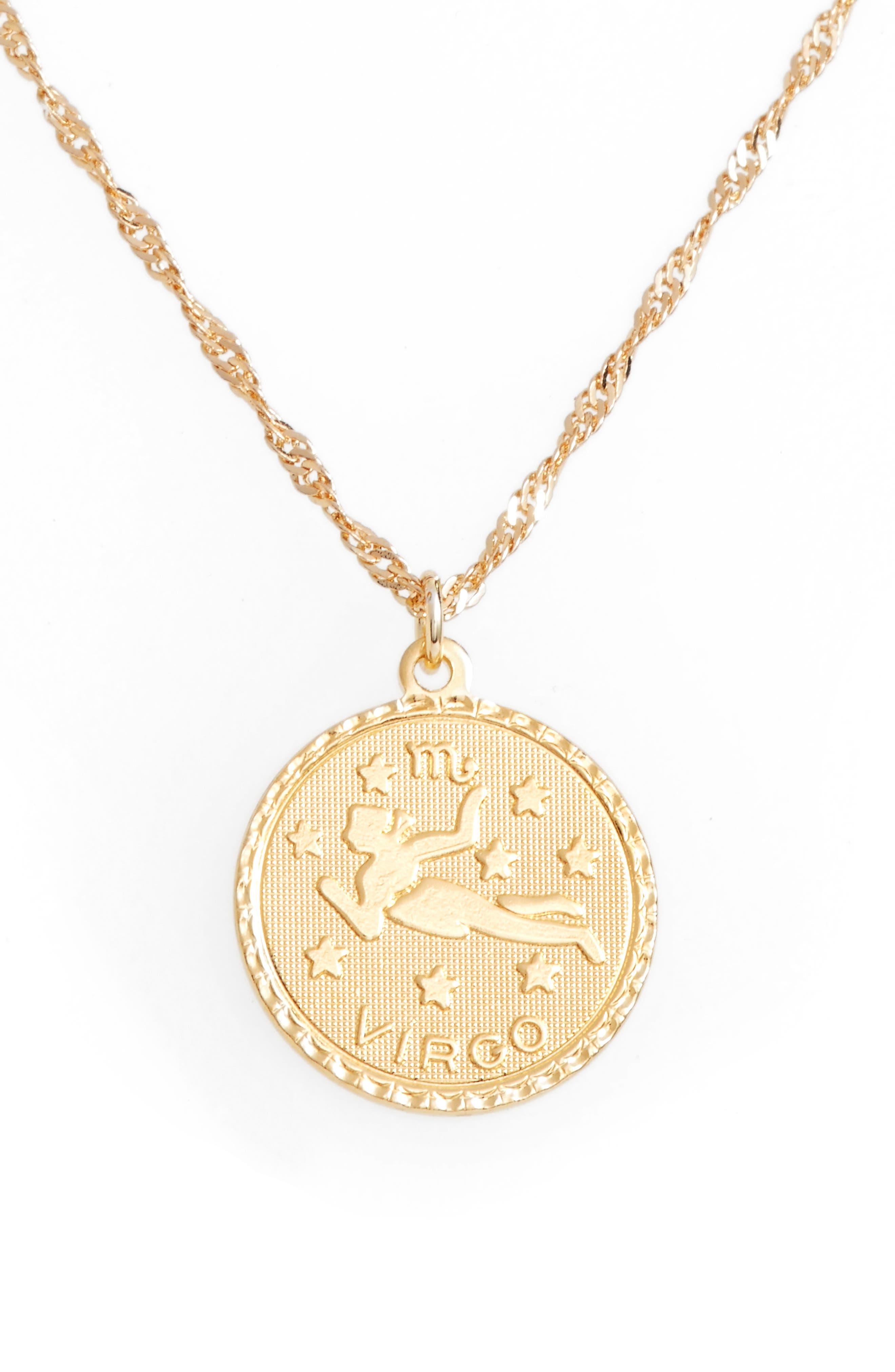 Main Image - CAM Ascending Virgo Pendant Necklace