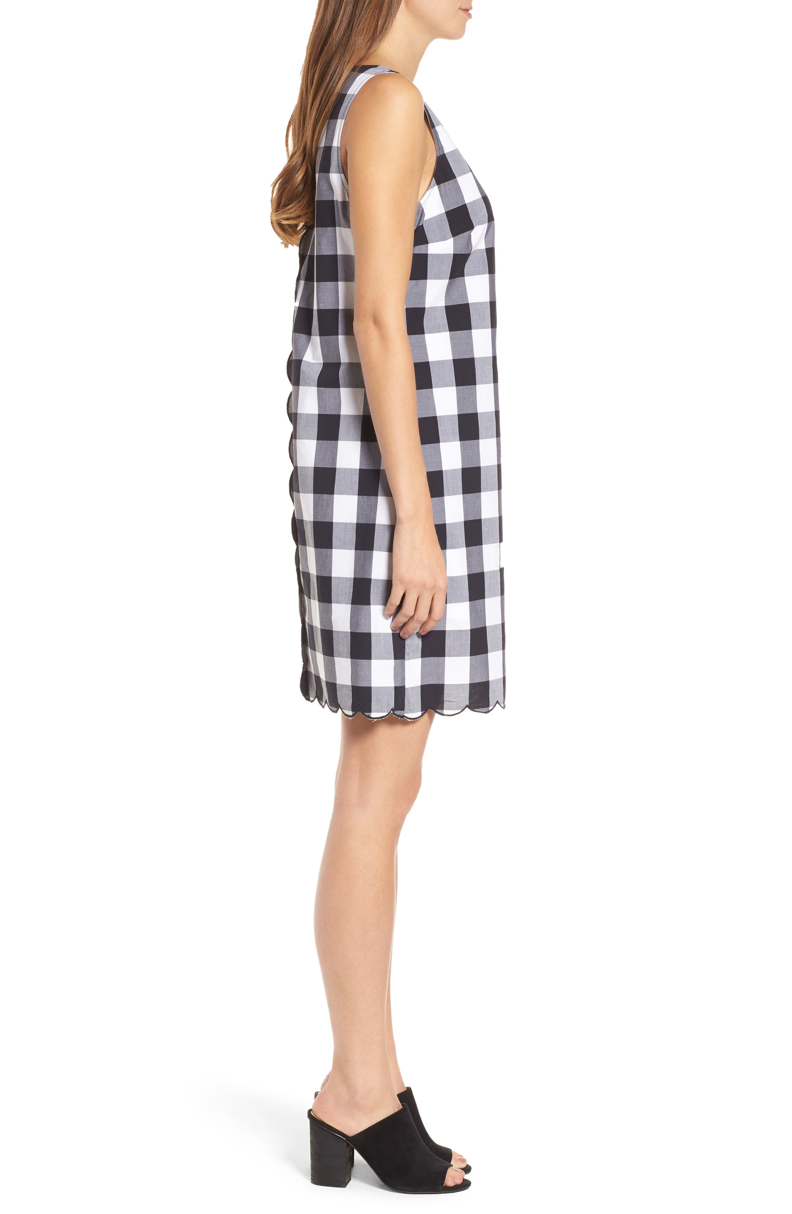 Alternate Image 3  - Tommy Bahama Gingham Gables Shift Dress