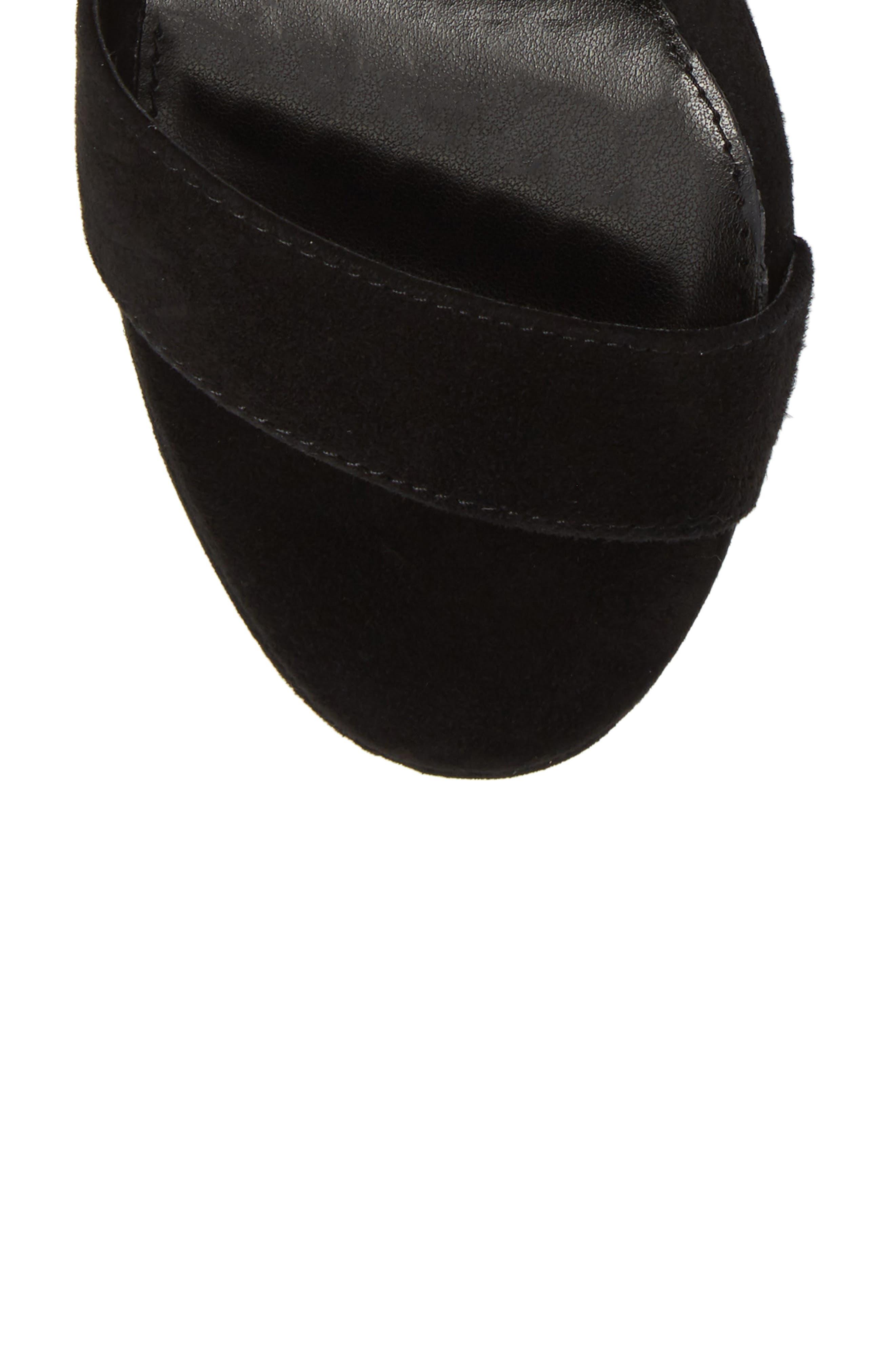 Alternate Image 5  - Steve Madden Insomnia Platform Ankle Strap Sandal (Women)