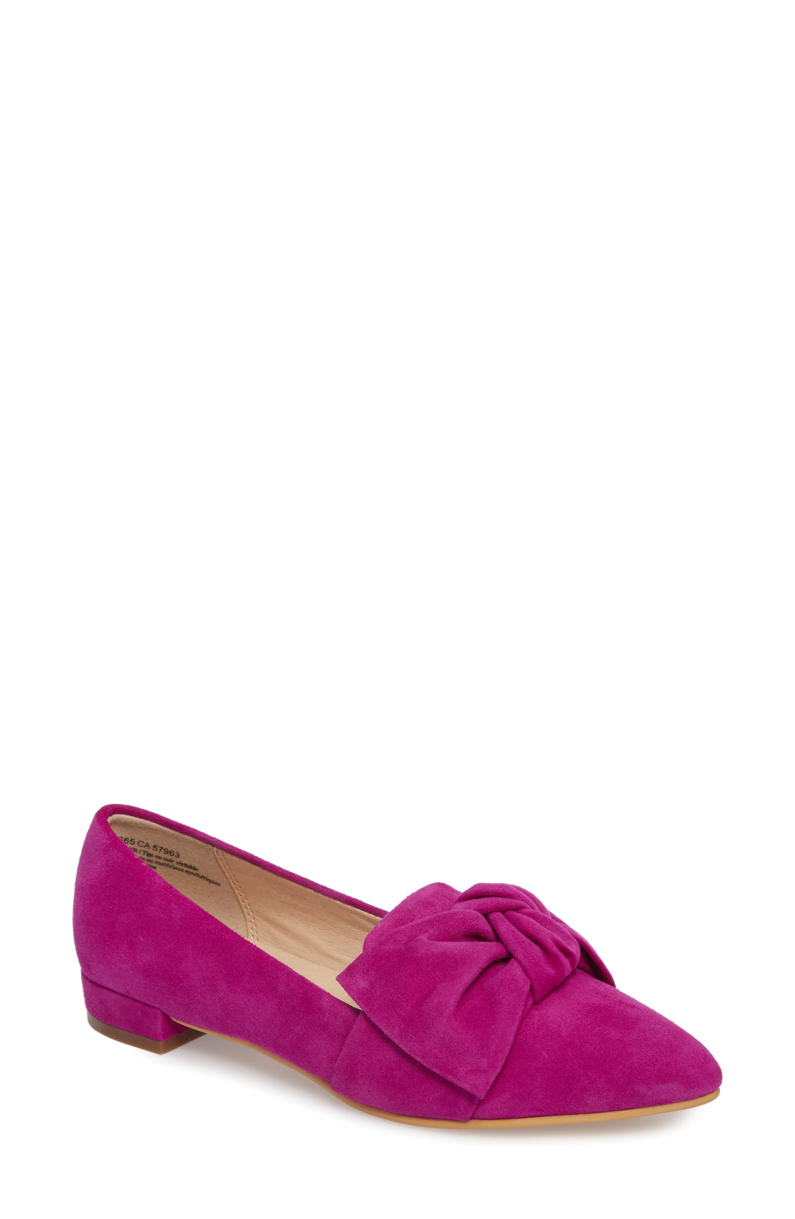 Main Image - BP. Kari Bow Loafer (Women)