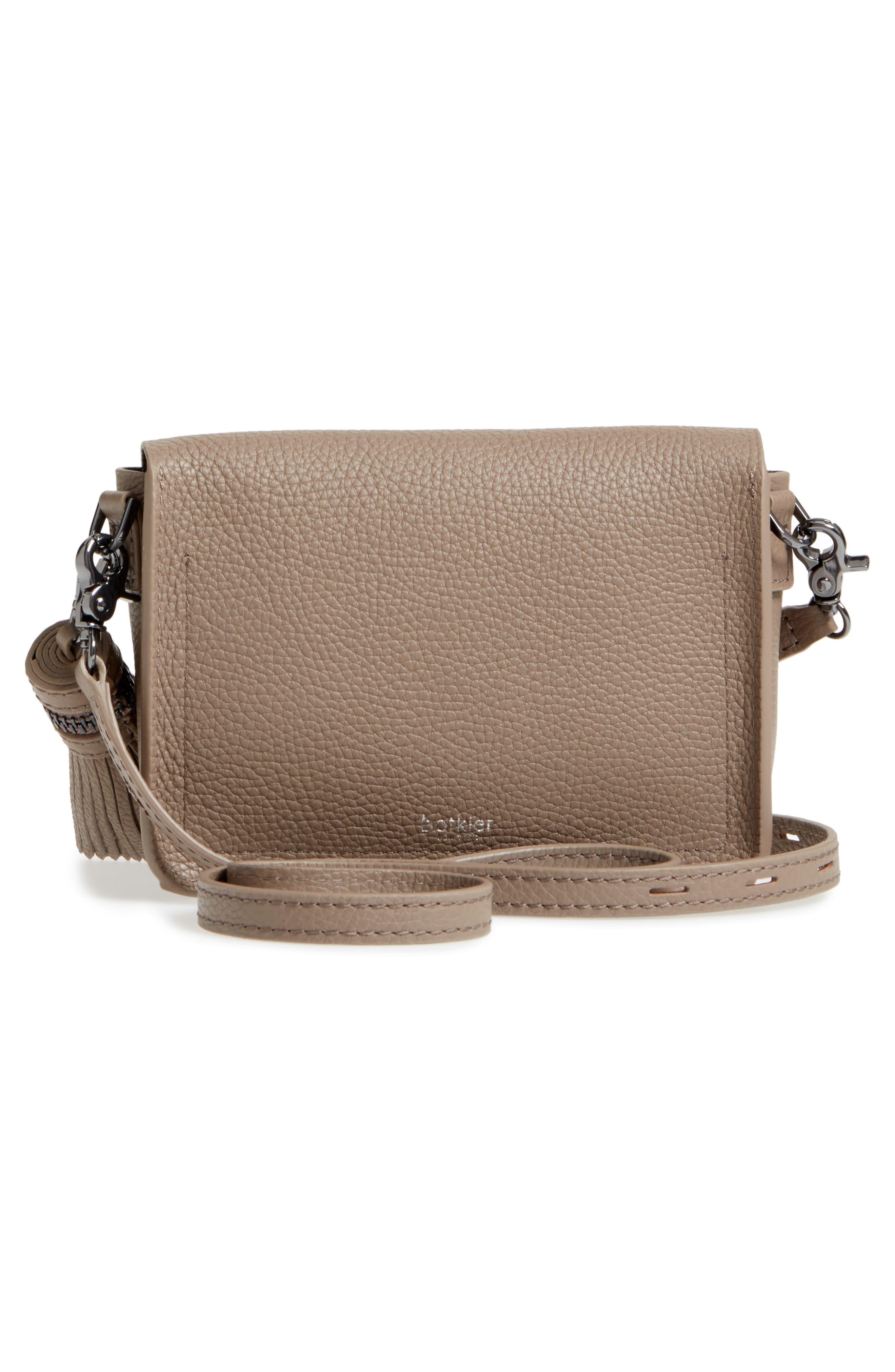 Alternate Image 3  - Botkier Vivi Leather Crossbody Bag