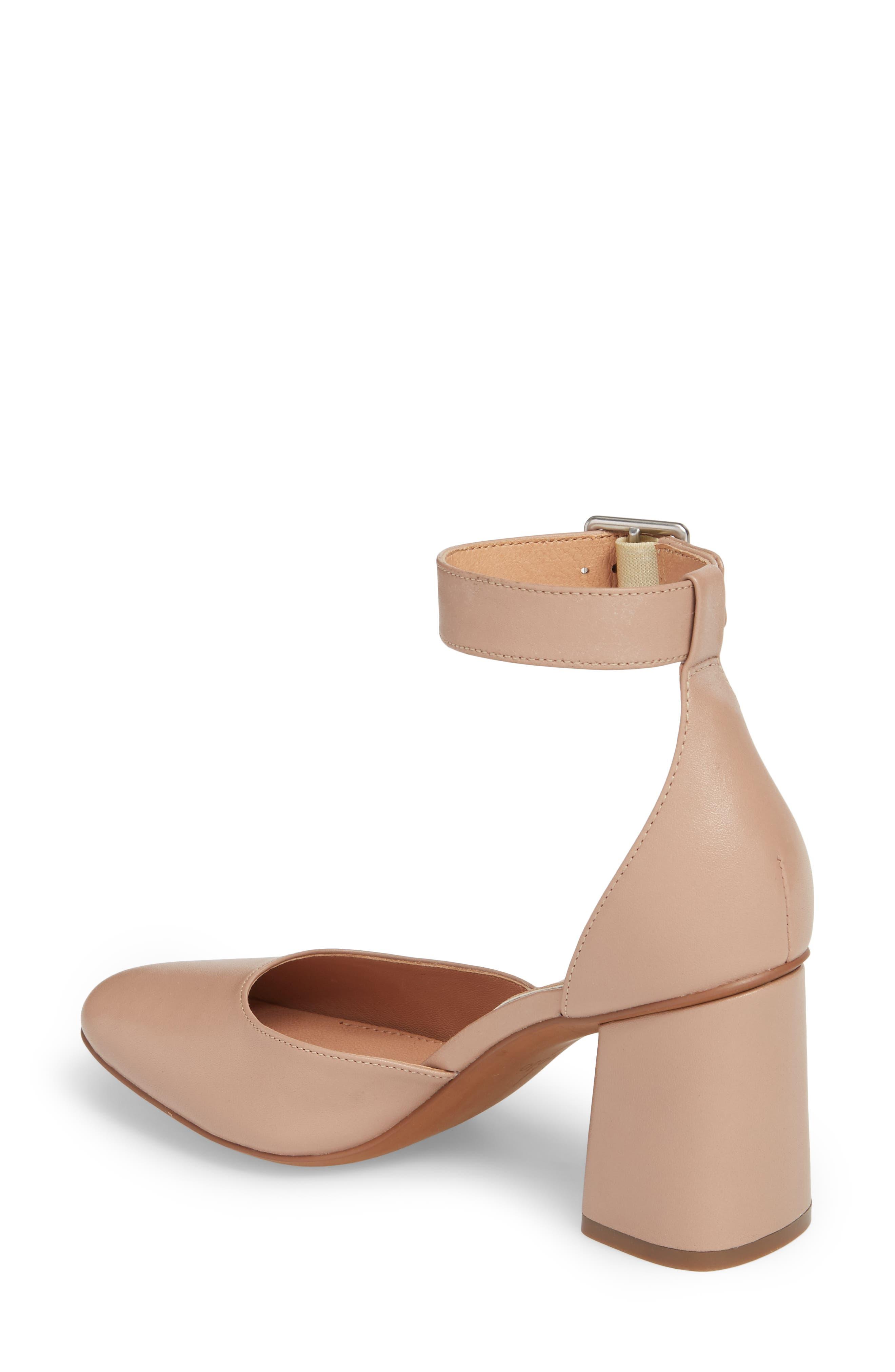Alternate Image 2  - Linea Paolo Maya Ankle Strap Pump (Women)
