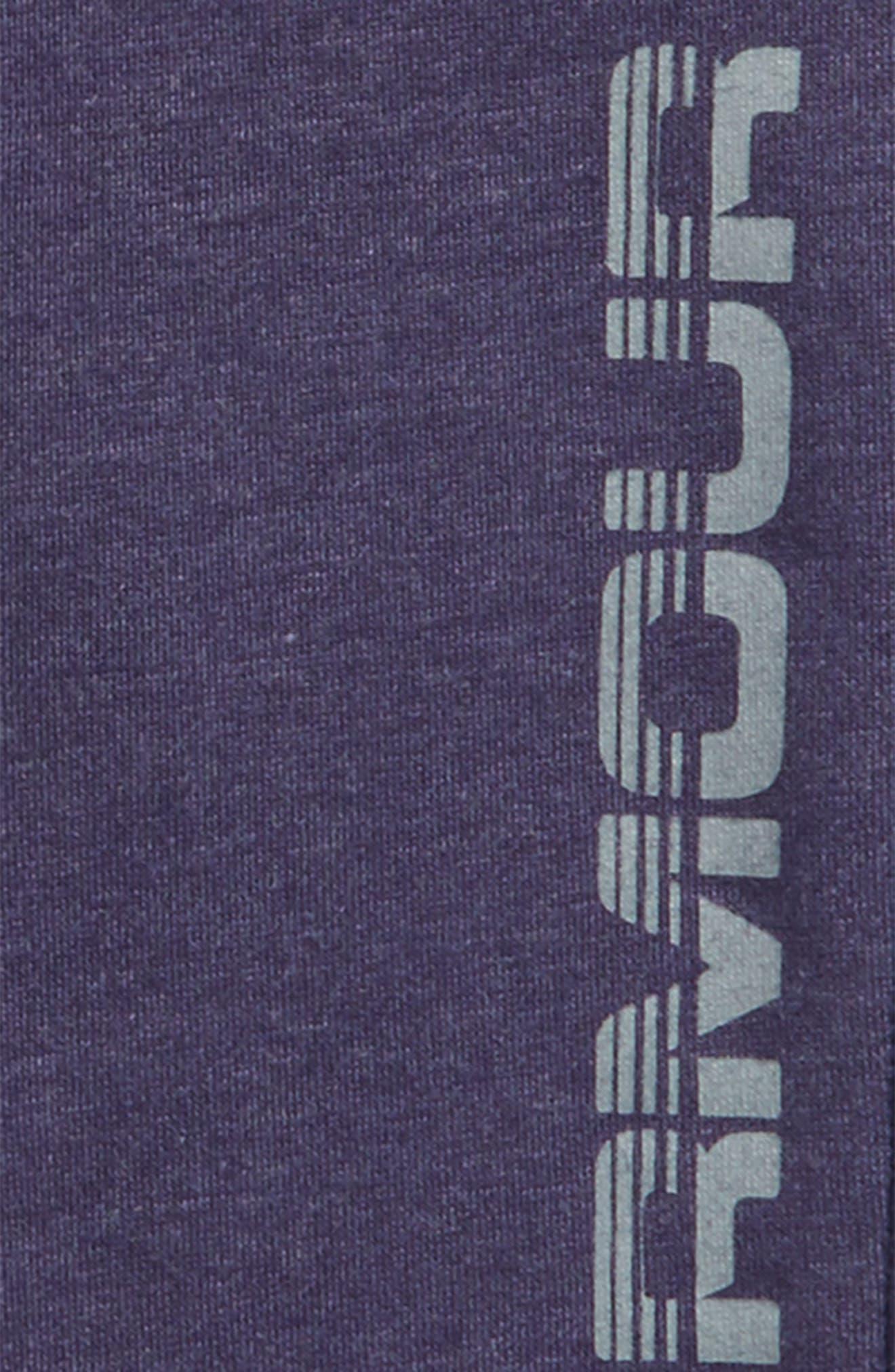 Alternate Image 2  - Under Armour Threadborne Logo Graphic Sweatpants (Toddler Boys & Little Boys)