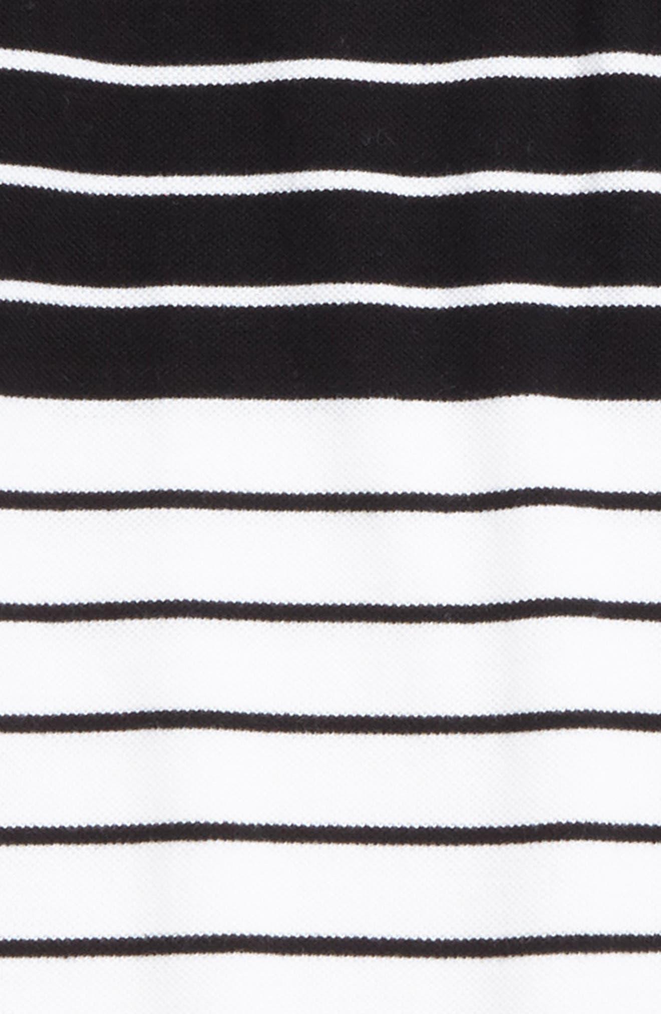 Alternate Image 2  - Volcom Wowzer Stripe Polo (Big Boys)