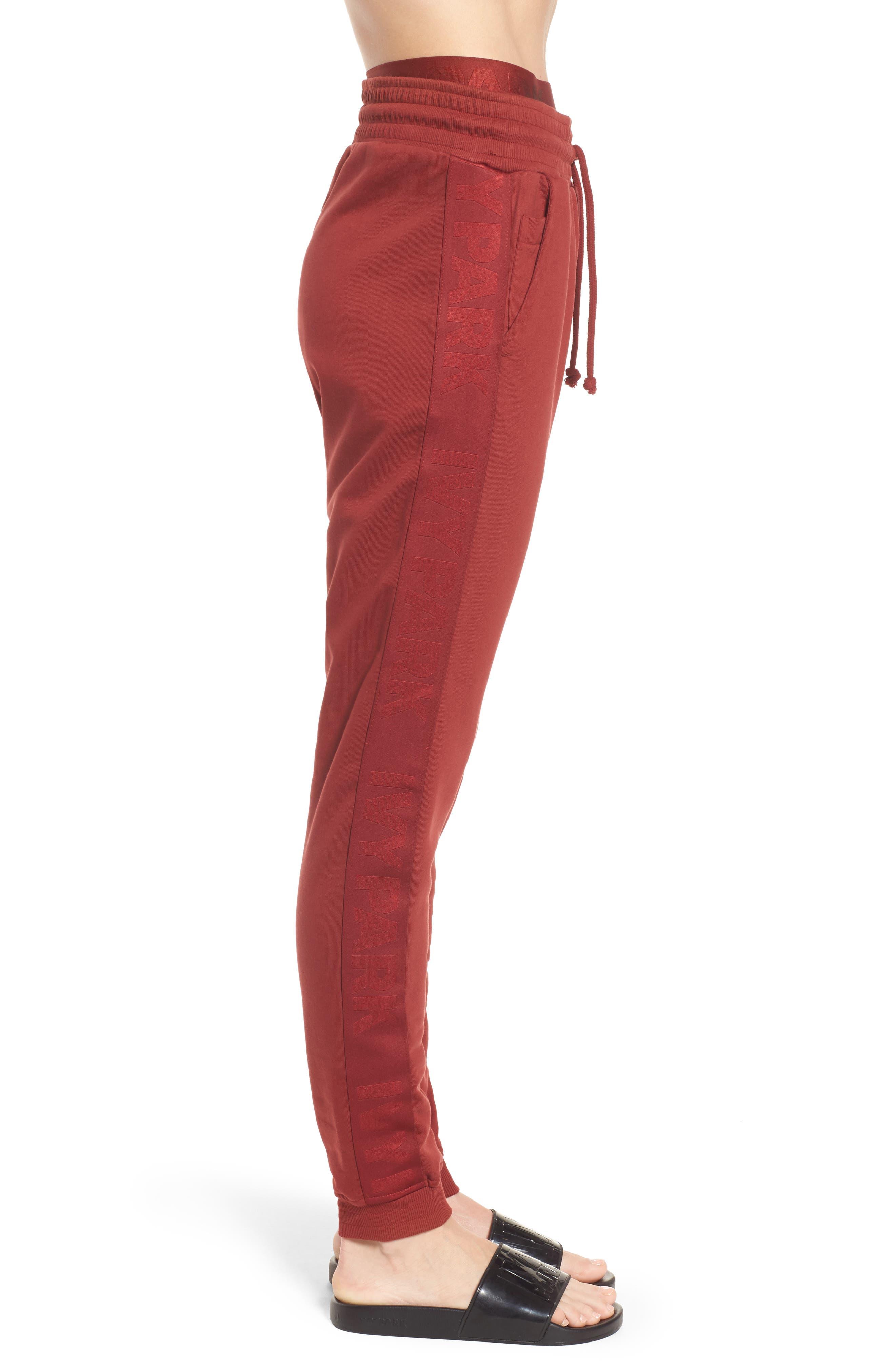 Alternate Image 3  - IVY PARK® Logo Elastic Jogger Pants