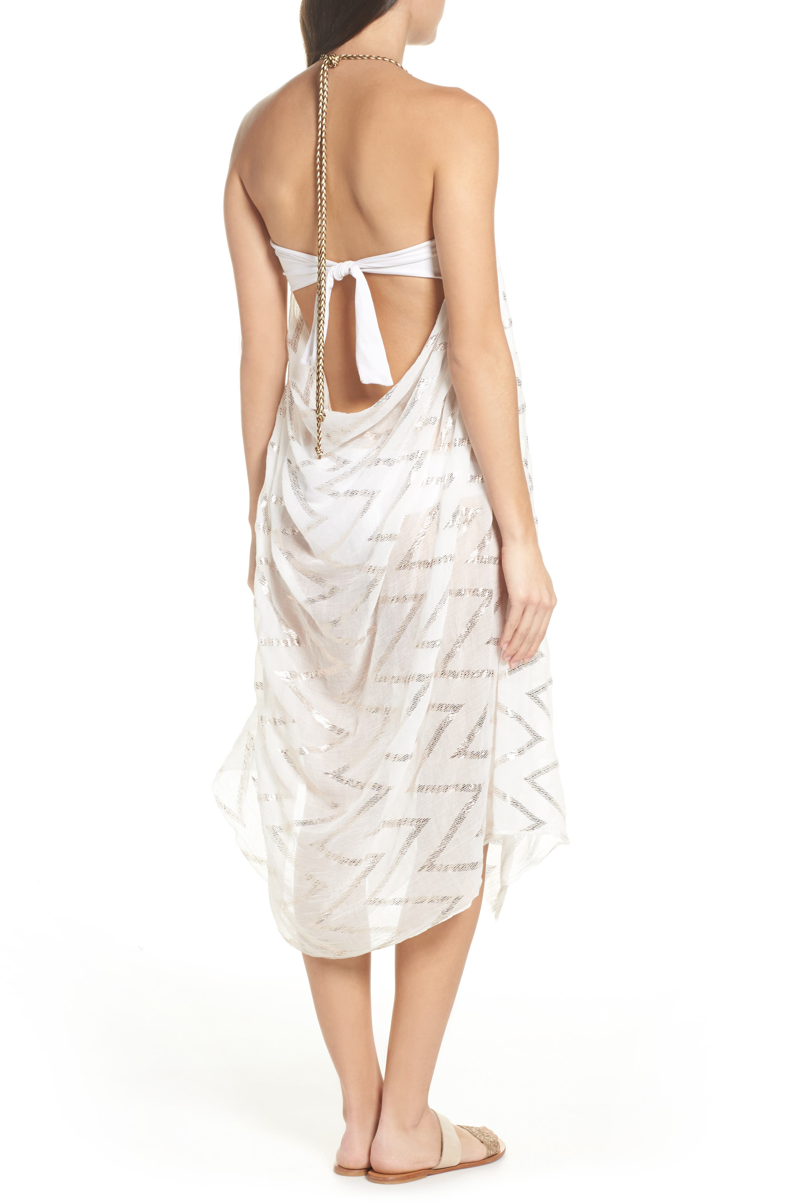 Alternate Image 2  - Pool to Party Beach to Street Cover-Up Maxi Dress