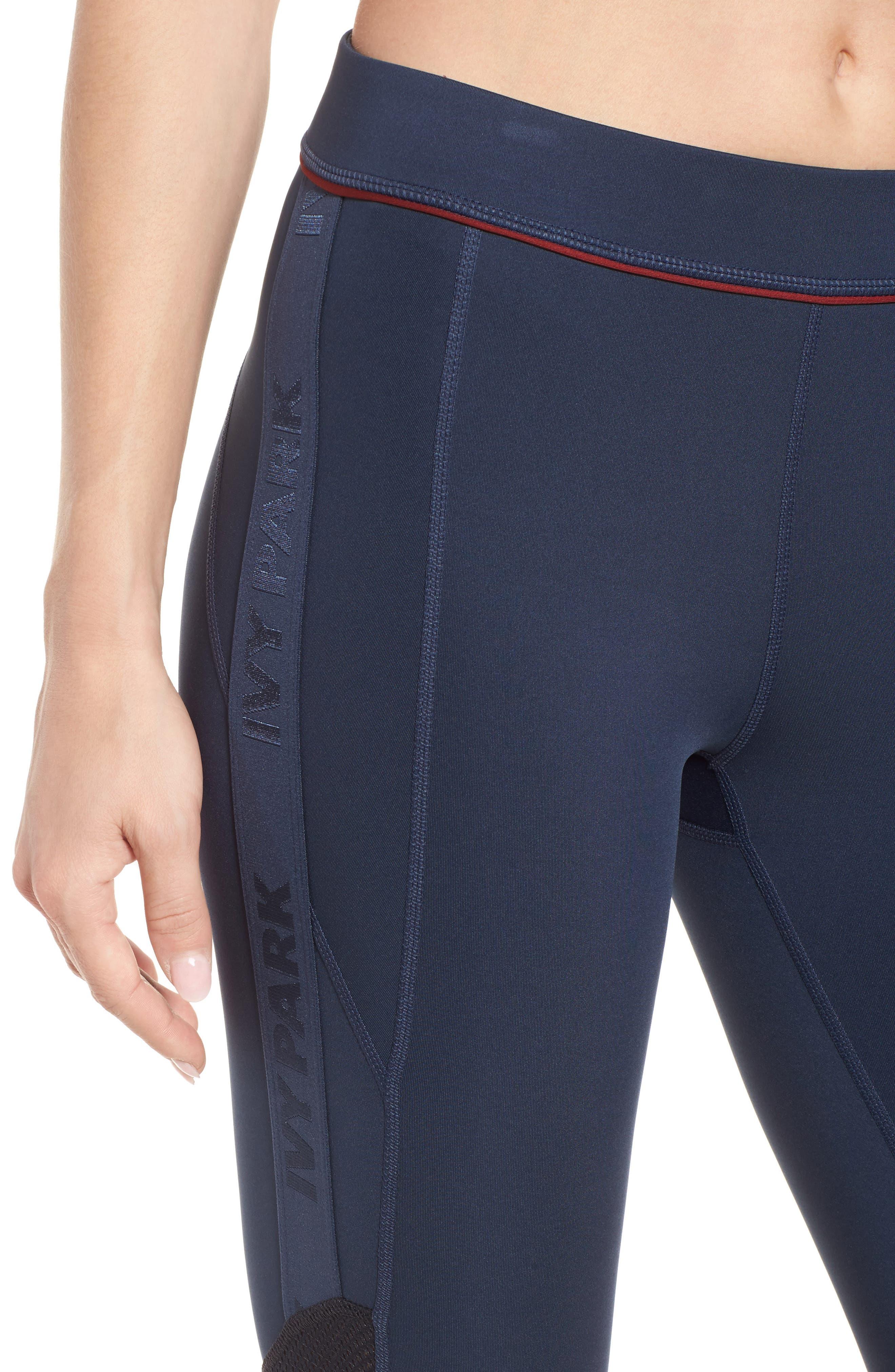 Alternate Image 4  - IVY PARK® Logo Elastic Leggings