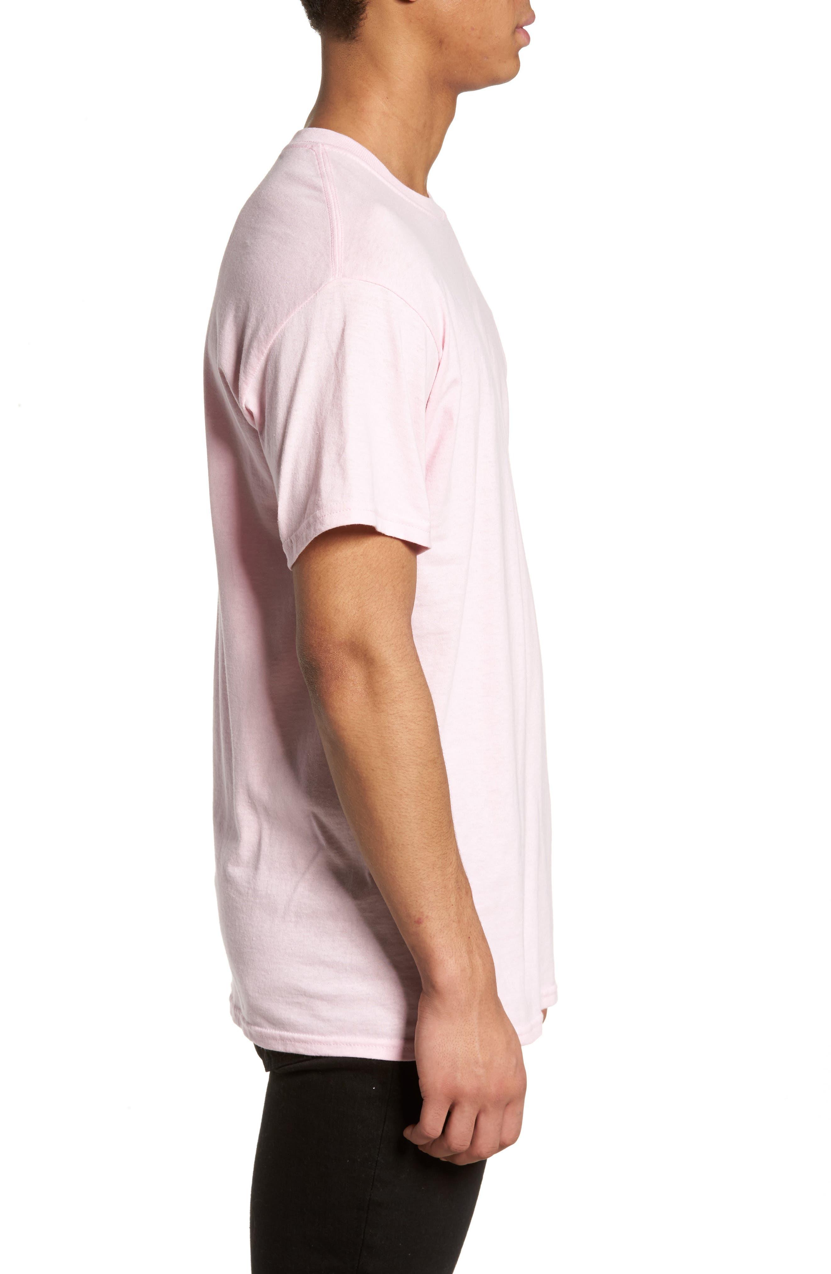 Alternate Image 3  - The Rail Savage Embroidered T-Shirt