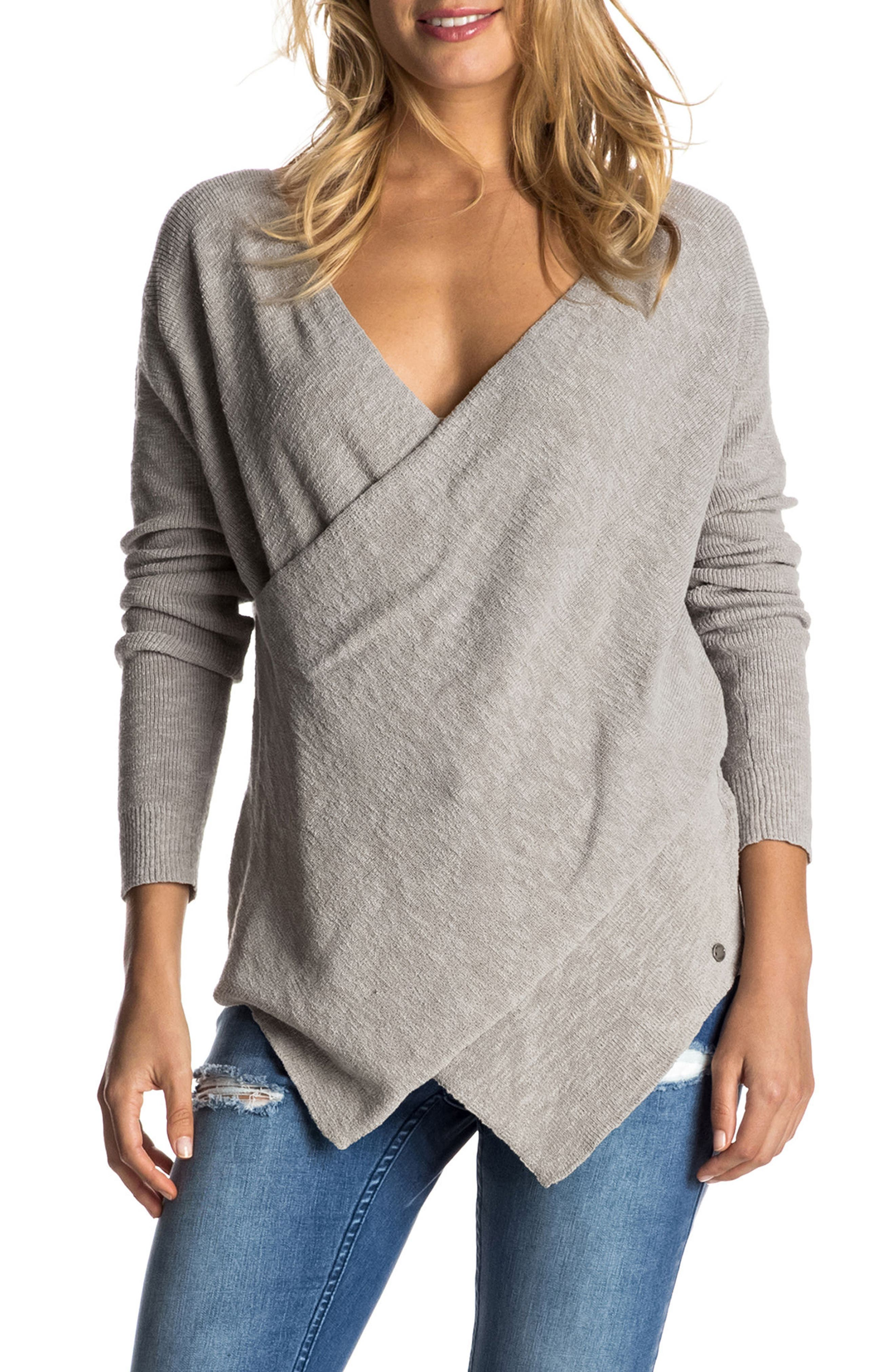 Love at First Light Sweater,                         Main,                         color, Wrought Iron