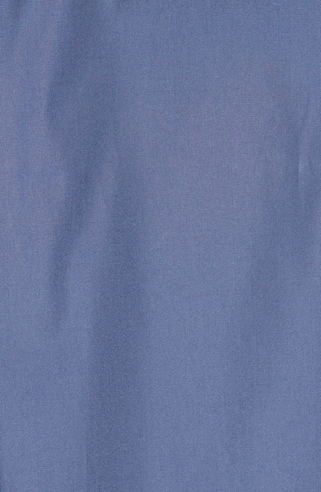Kalila Top,                             Alternate thumbnail 5, color,                             French Blue / Sorbet