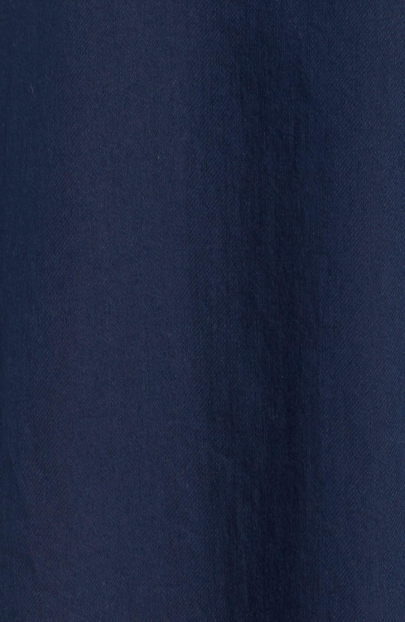 Alternate Image 5  - Eileen Fisher Cotton Twill Shirtdress