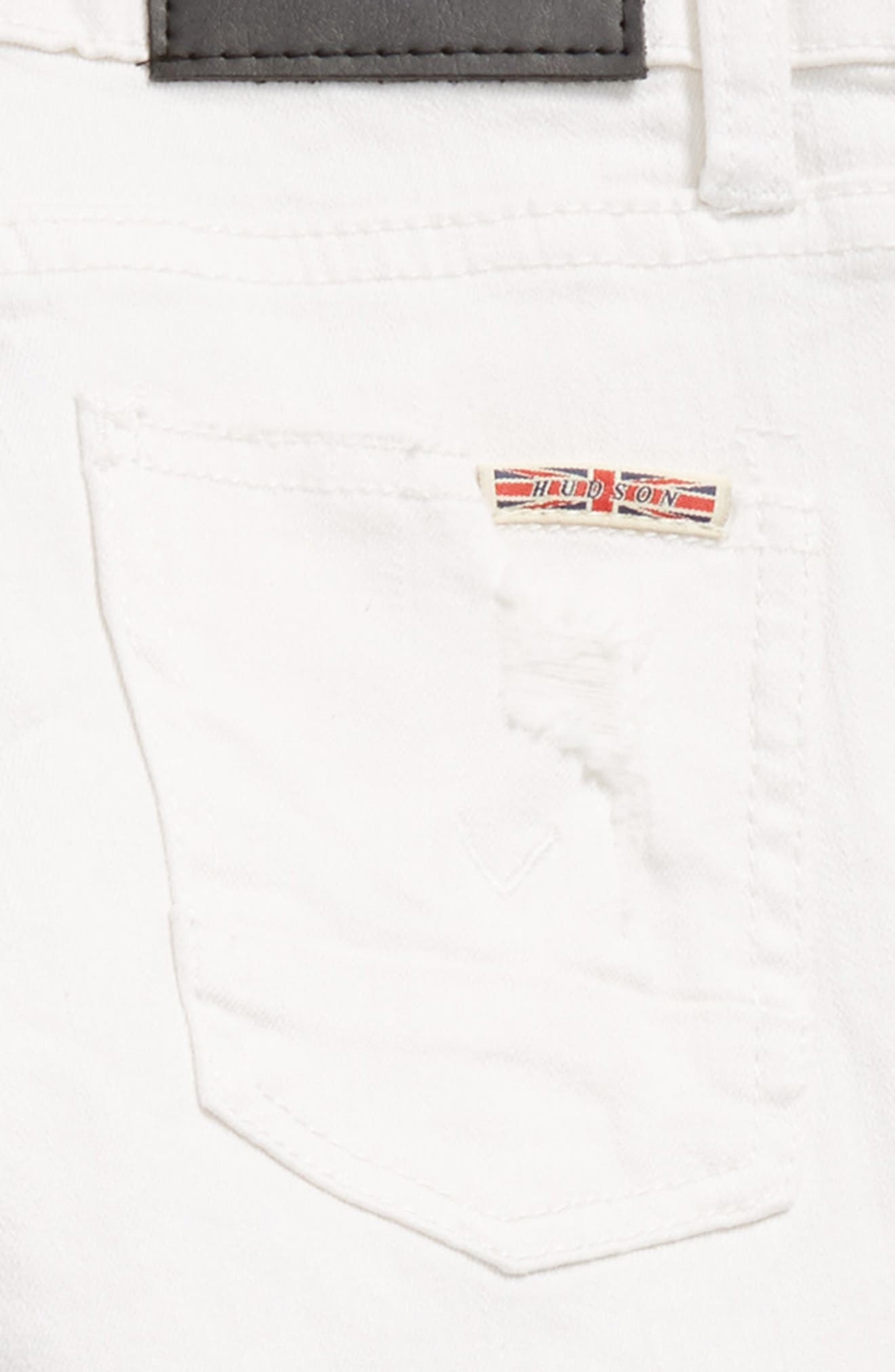 Jagger Slim Straight Leg Jeans,                             Alternate thumbnail 3, color,                             Washed Out