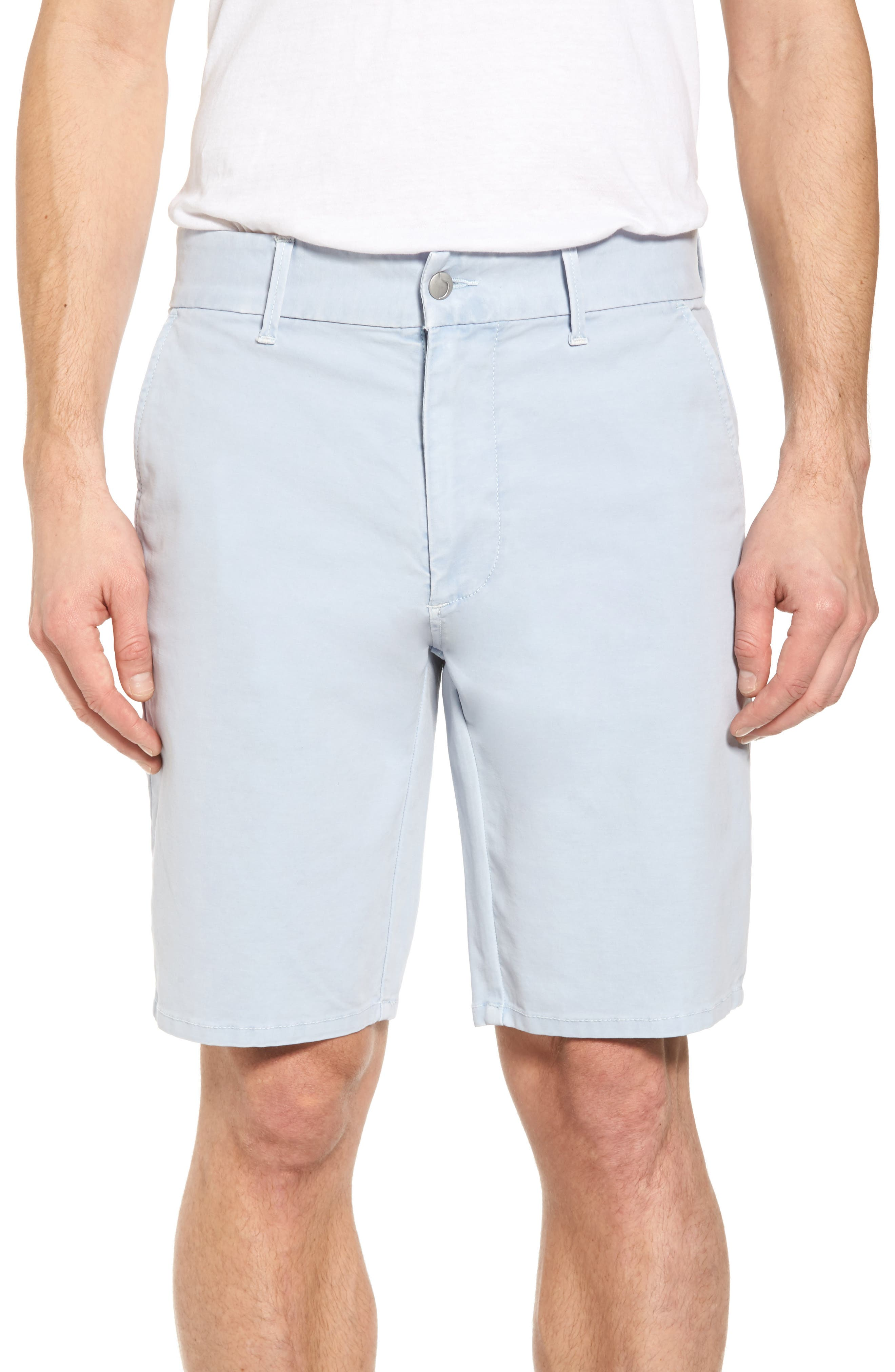 Joe's Brixton Trim Fit Straight Leg Shorts