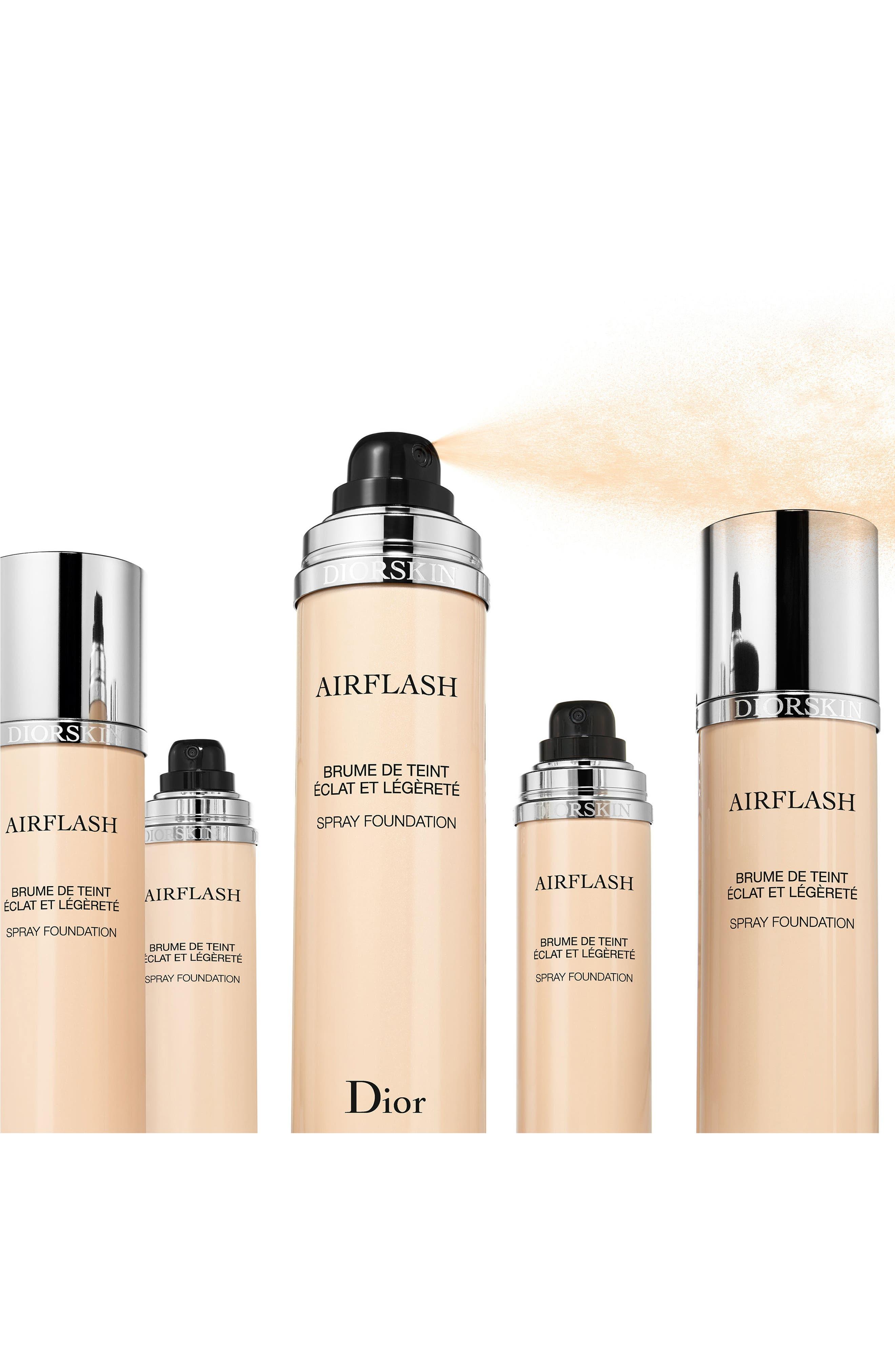 'Diorskin Airflash' Spray Foundation,                             Alternate thumbnail 2, color,