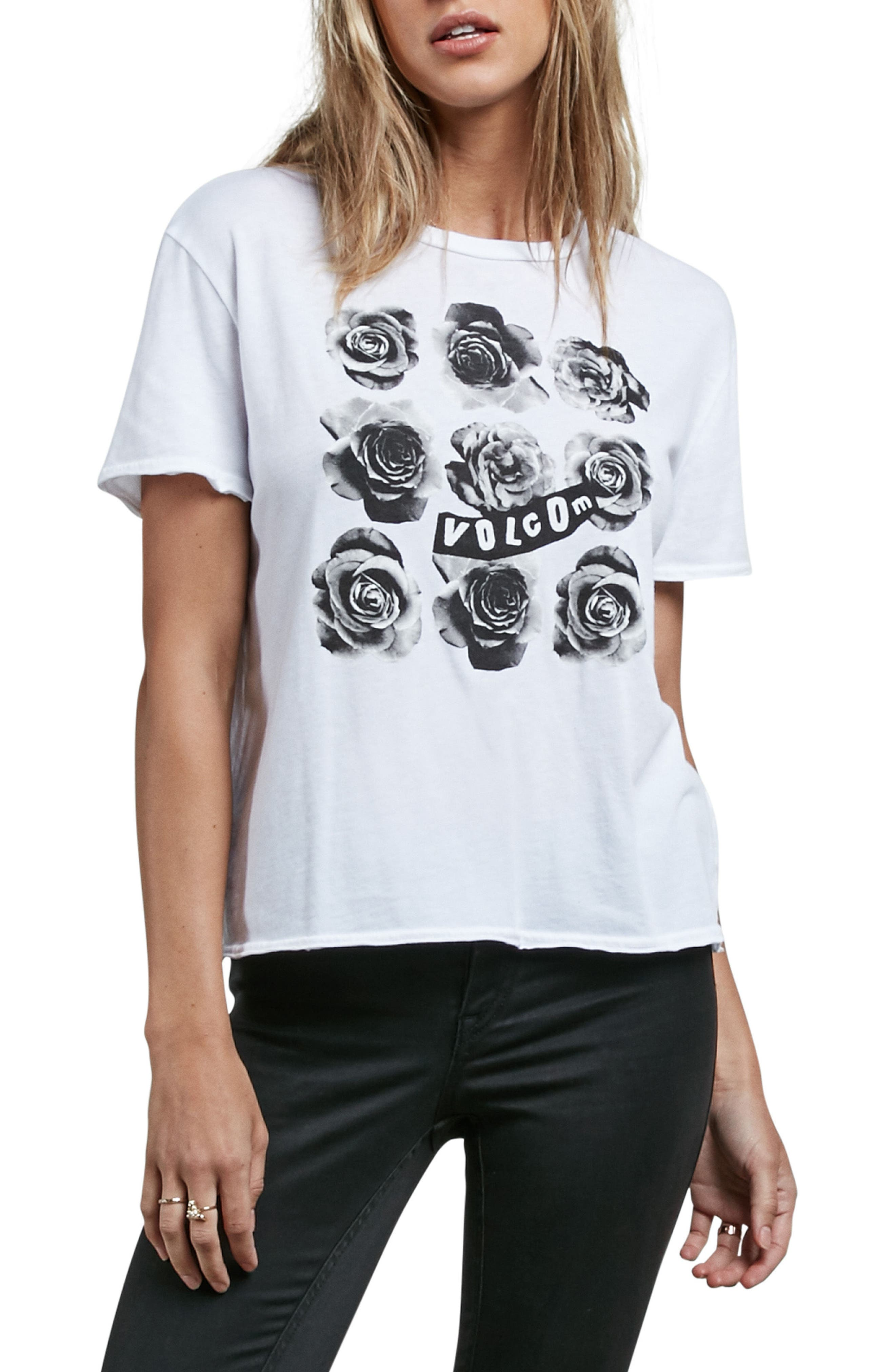 Main Stage Graphic Tee,                         Main,                         color, White