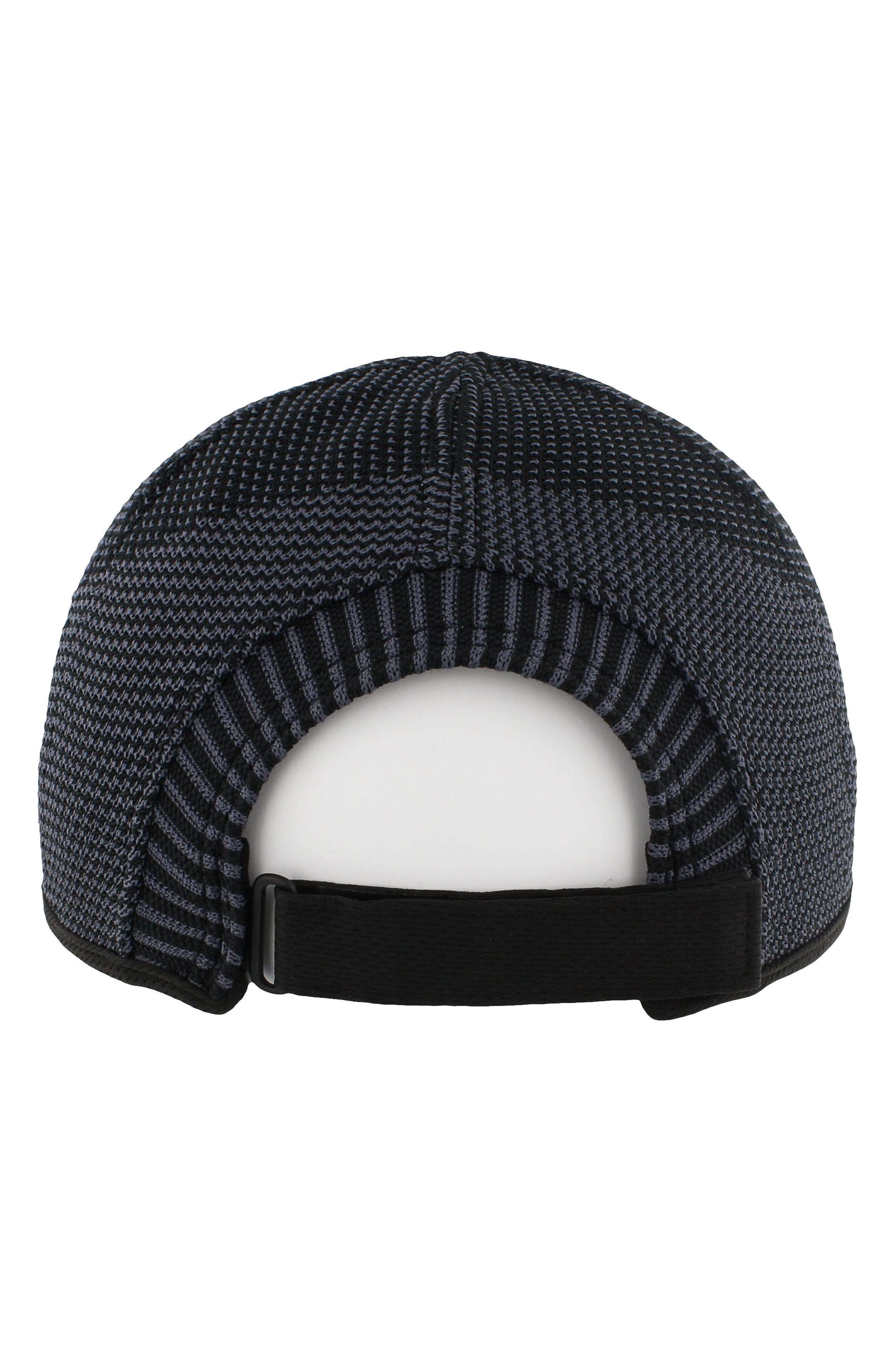 NMD Prime Ball Cap,                             Alternate thumbnail 6, color,                             Black