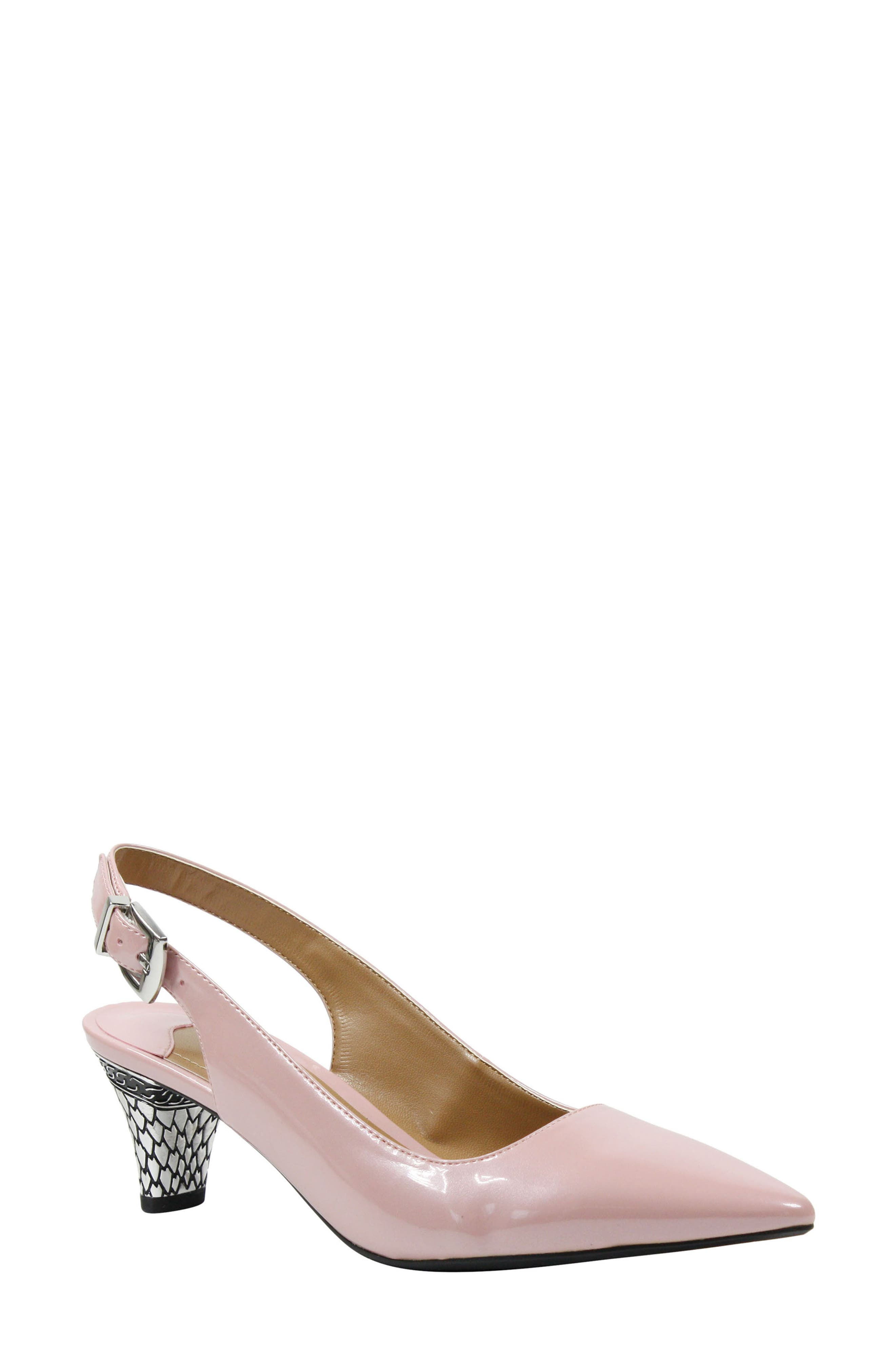 Women's Pink Kitten Heel Pumps | Nordstrom