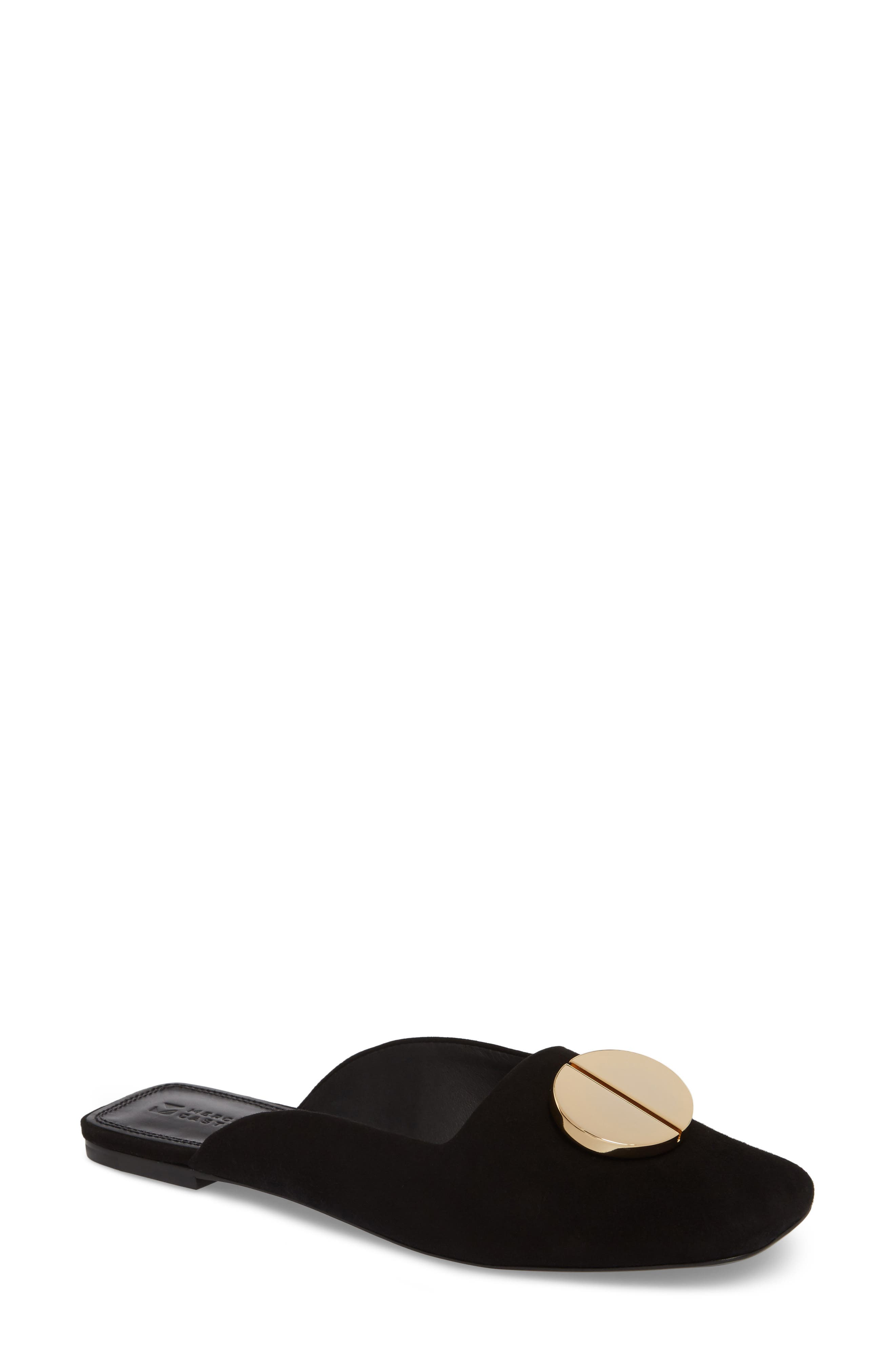 Alternate Image 1 Selected - Mercedes Castillo Devon Loafer Mule (Women)