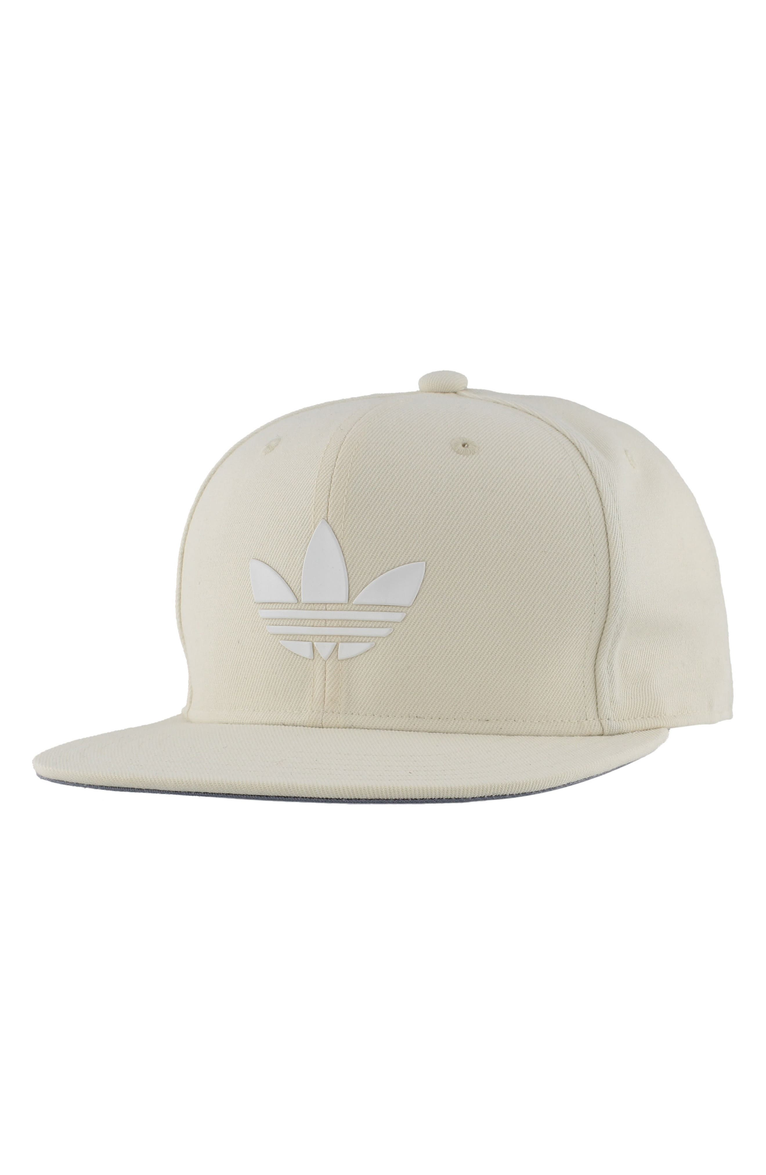 Alternate Image 1 Selected - adidas Originals Ori Trefoil Plus Snapback Baseball Cap