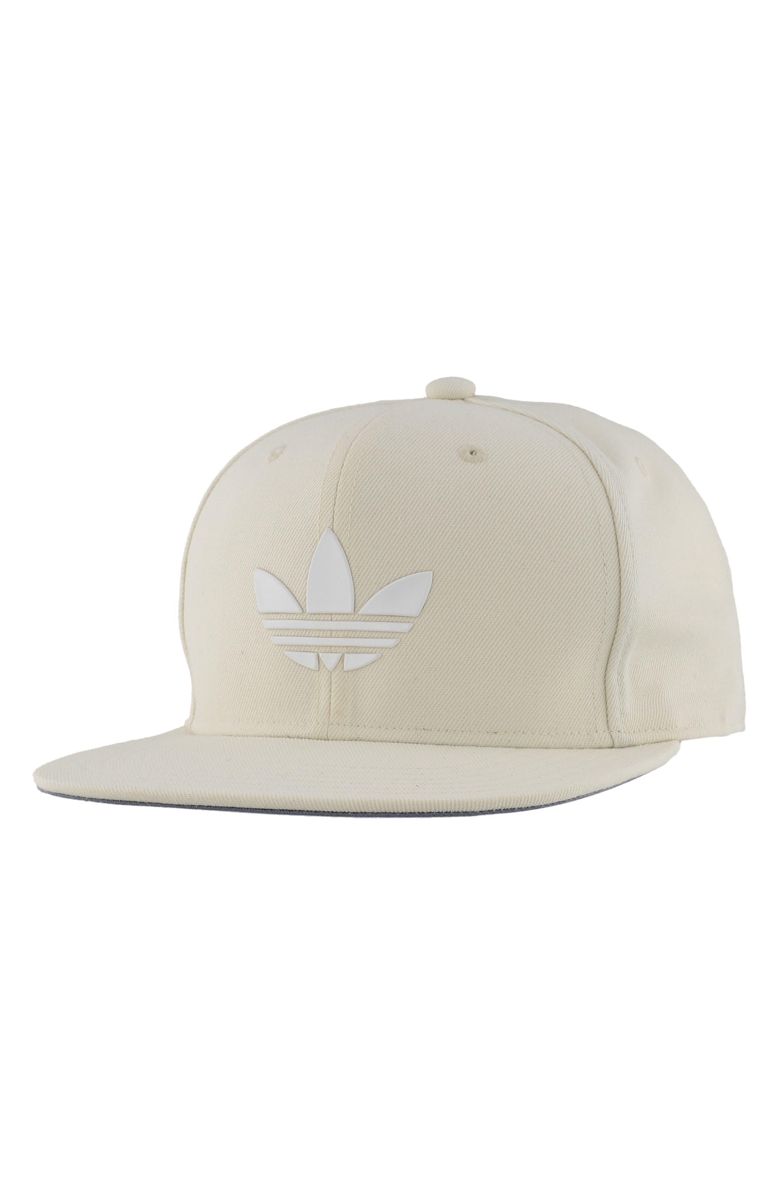 Main Image - adidas Originals Ori Trefoil Plus Snapback Baseball Cap